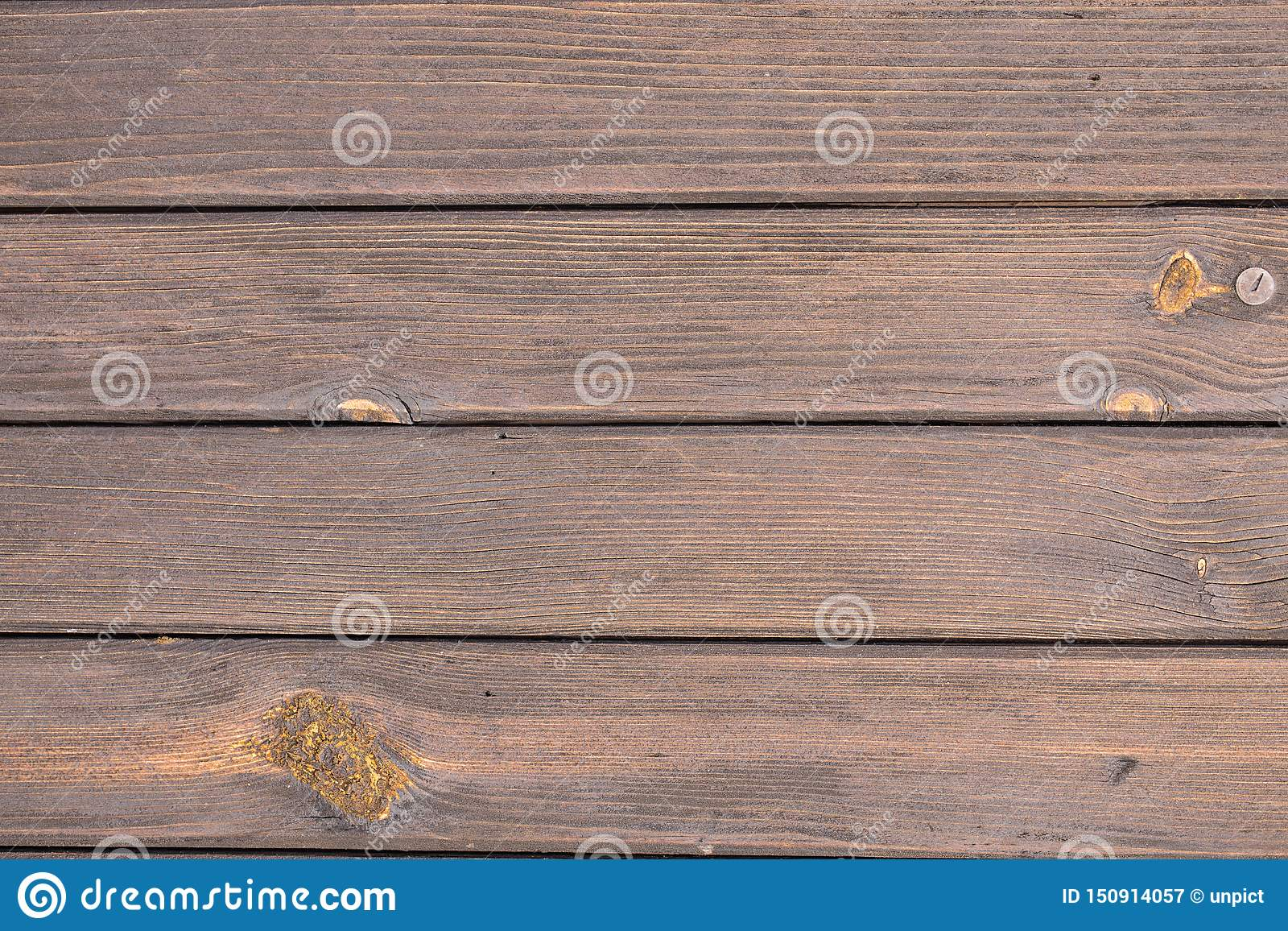 Abstrakta bakgrunder: bruna äldre träplankor