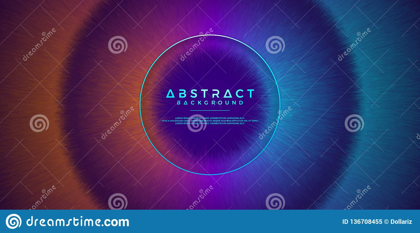 Abstrakta, dynamiska moderna bakgrunder för dina designbeståndsdelar och andra, med apelsinen som är purpurfärgad och som är ljus