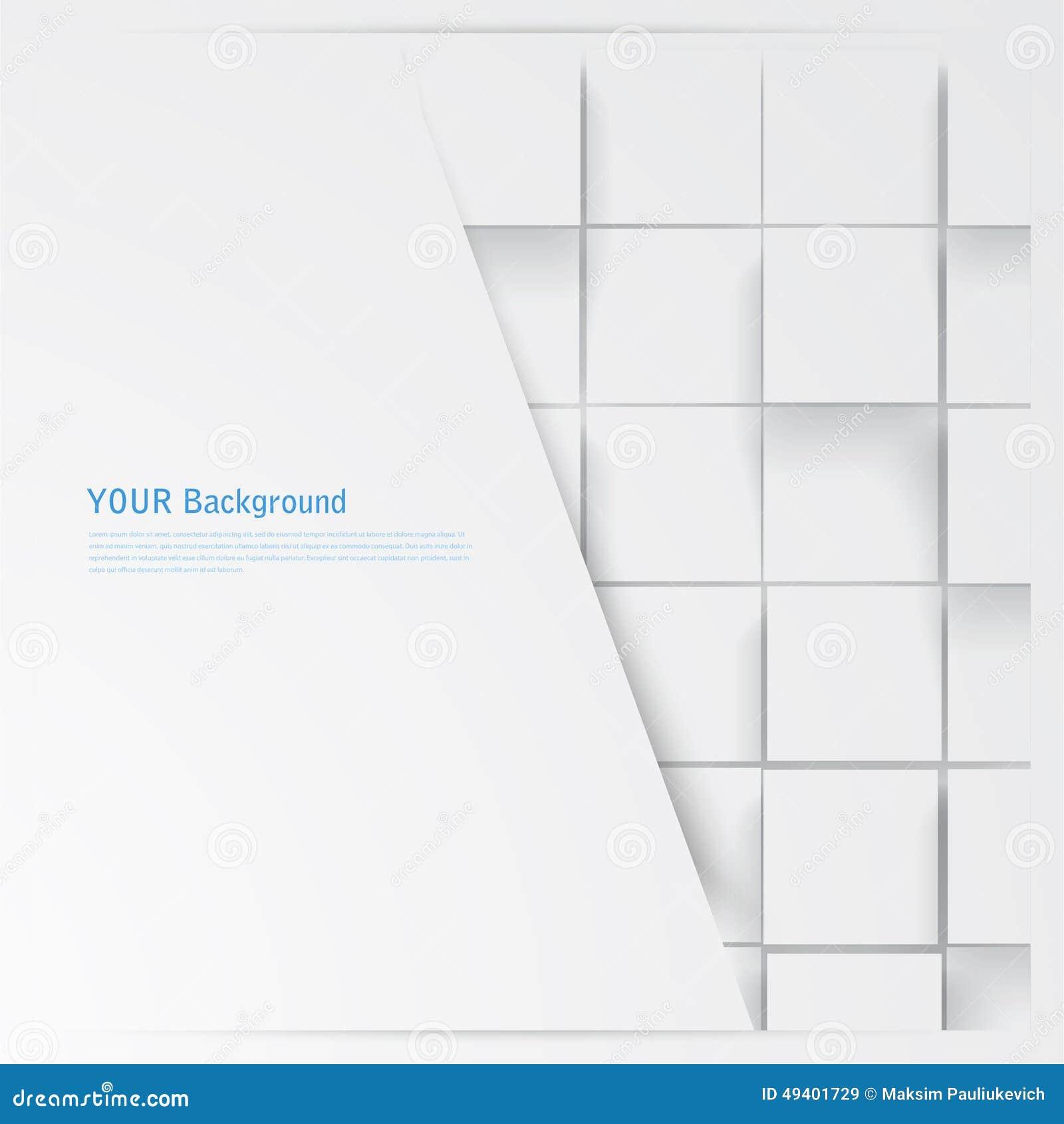 Download Abstrakte Geometrische Form Des Vektors Von Den Grauen Würfeln Vektor Abbildung - Illustration von zahl, grau: 49401729