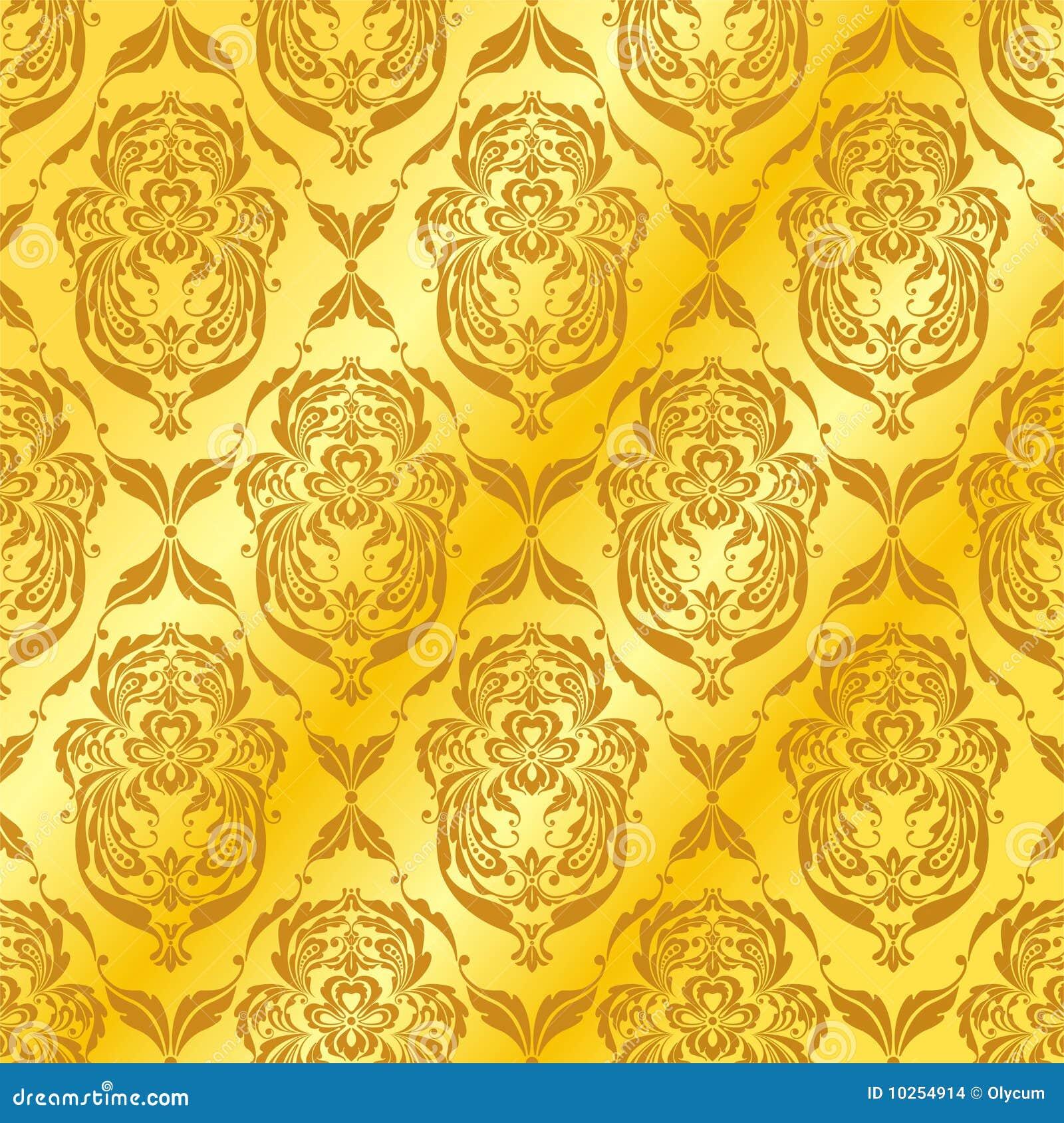 abstrakte goldene muster vektor abbildung illustration von aufbau 10254914. Black Bedroom Furniture Sets. Home Design Ideas