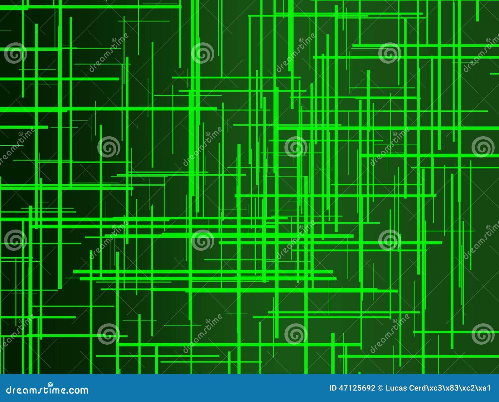 Abstrakte Tapeten-Grafik
