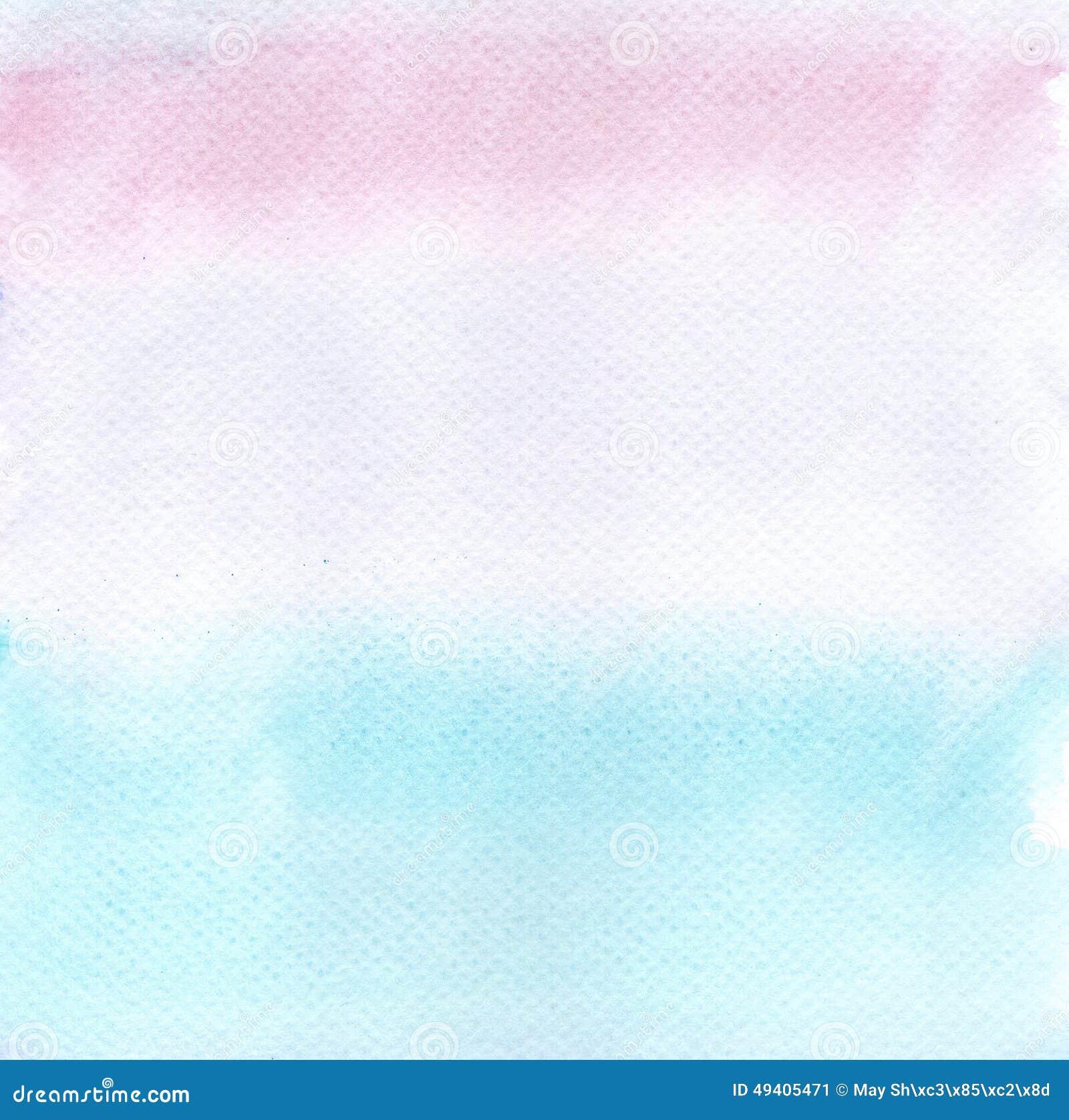 Download Abstrakter Aquarellhintergrund Stock Abbildung - Illustration von hintergrund, kunst: 49405471