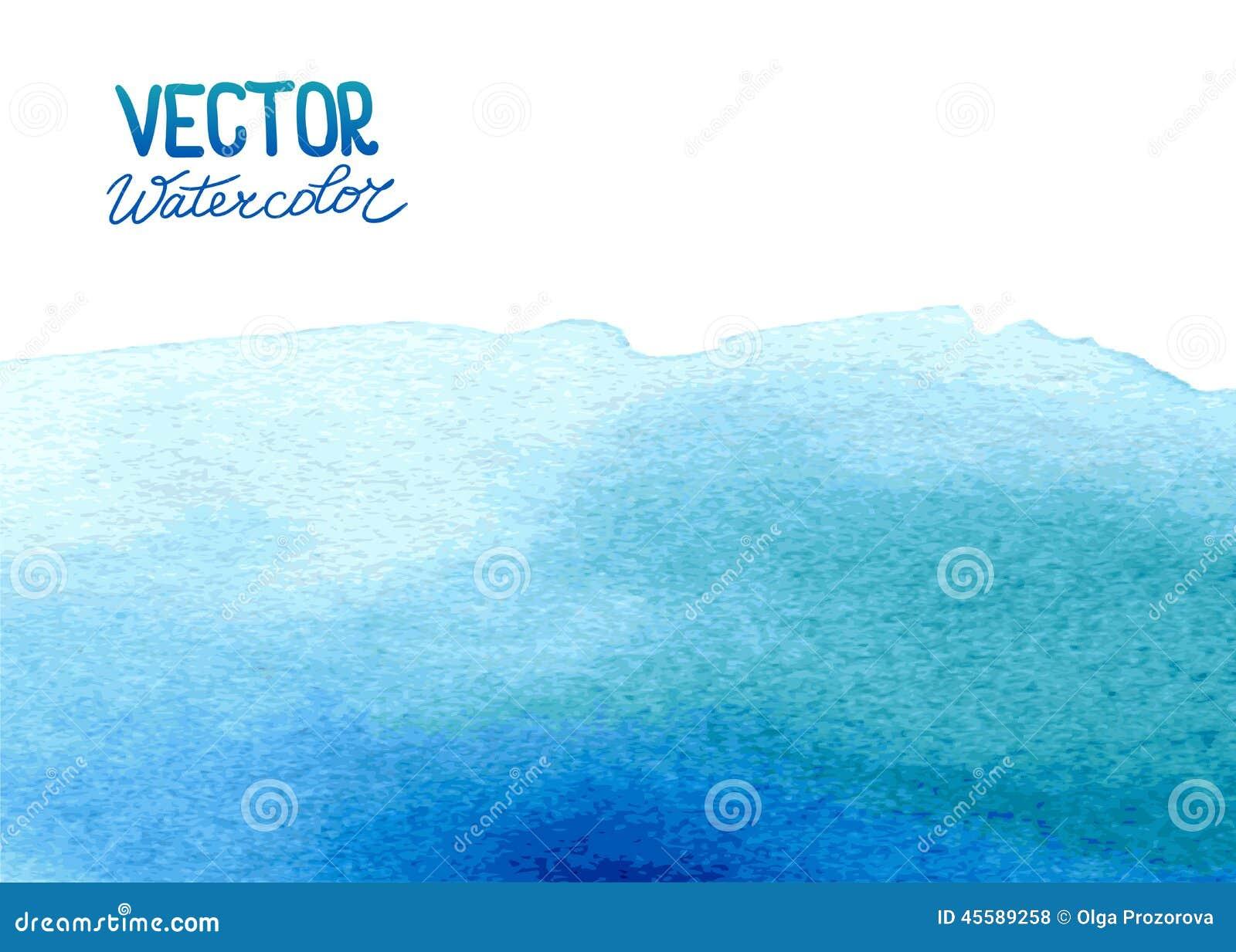 Abstrakter Aquarellhintergrund für Ihr Design