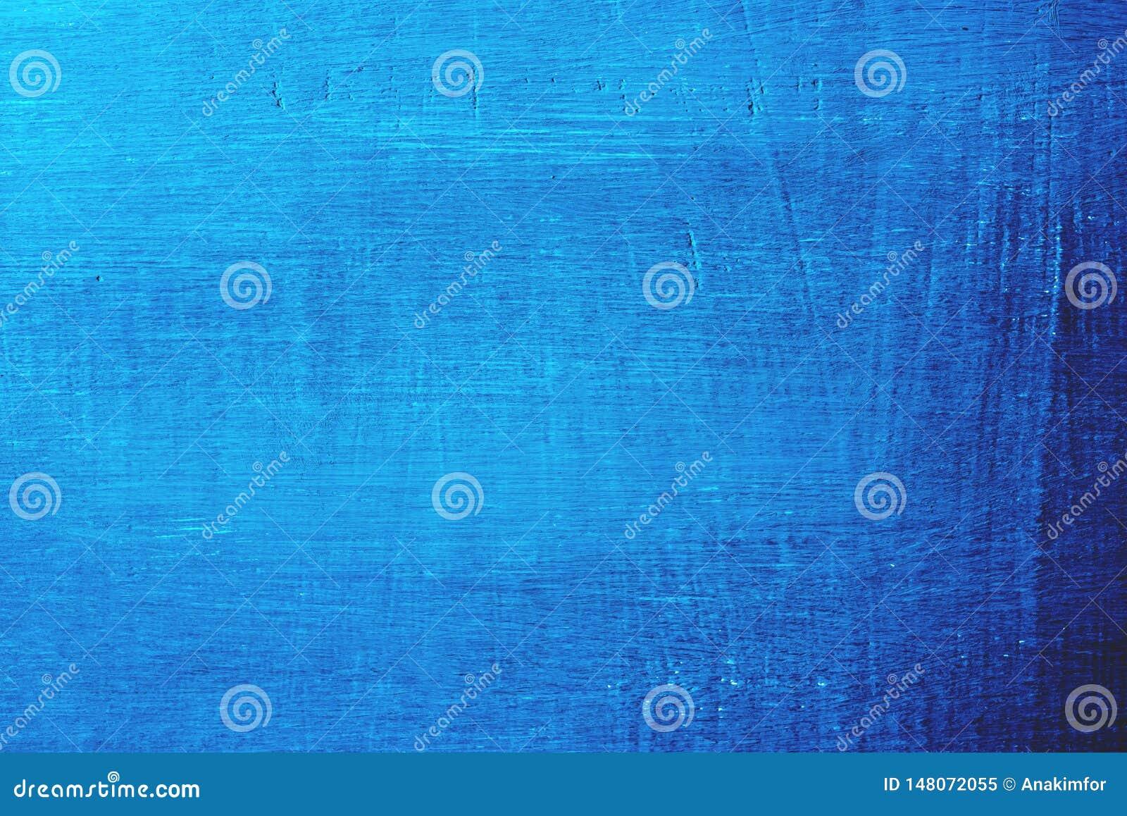 Abstrakter blauer grunge Hintergrund