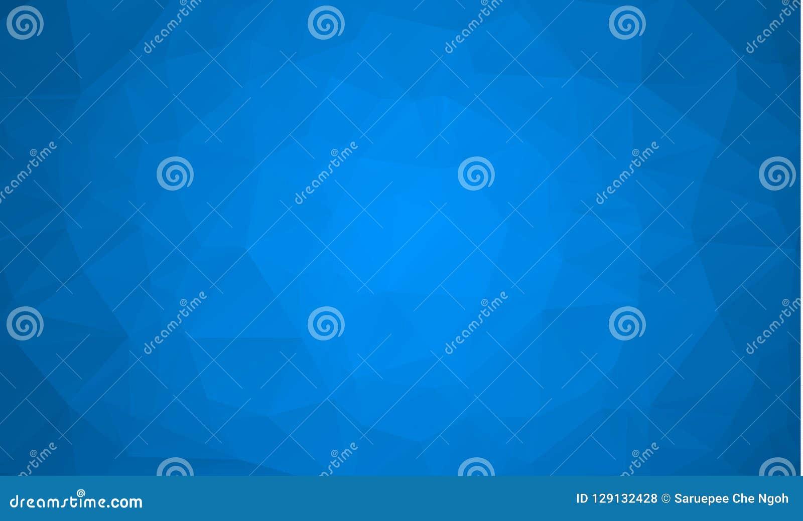 Abstrakter blauer Polygonvektorhintergrund Vektorpolygon Vektor-Polygon-Zusammenfassungs-polygonaler geometrischer Dreieck-Hinter