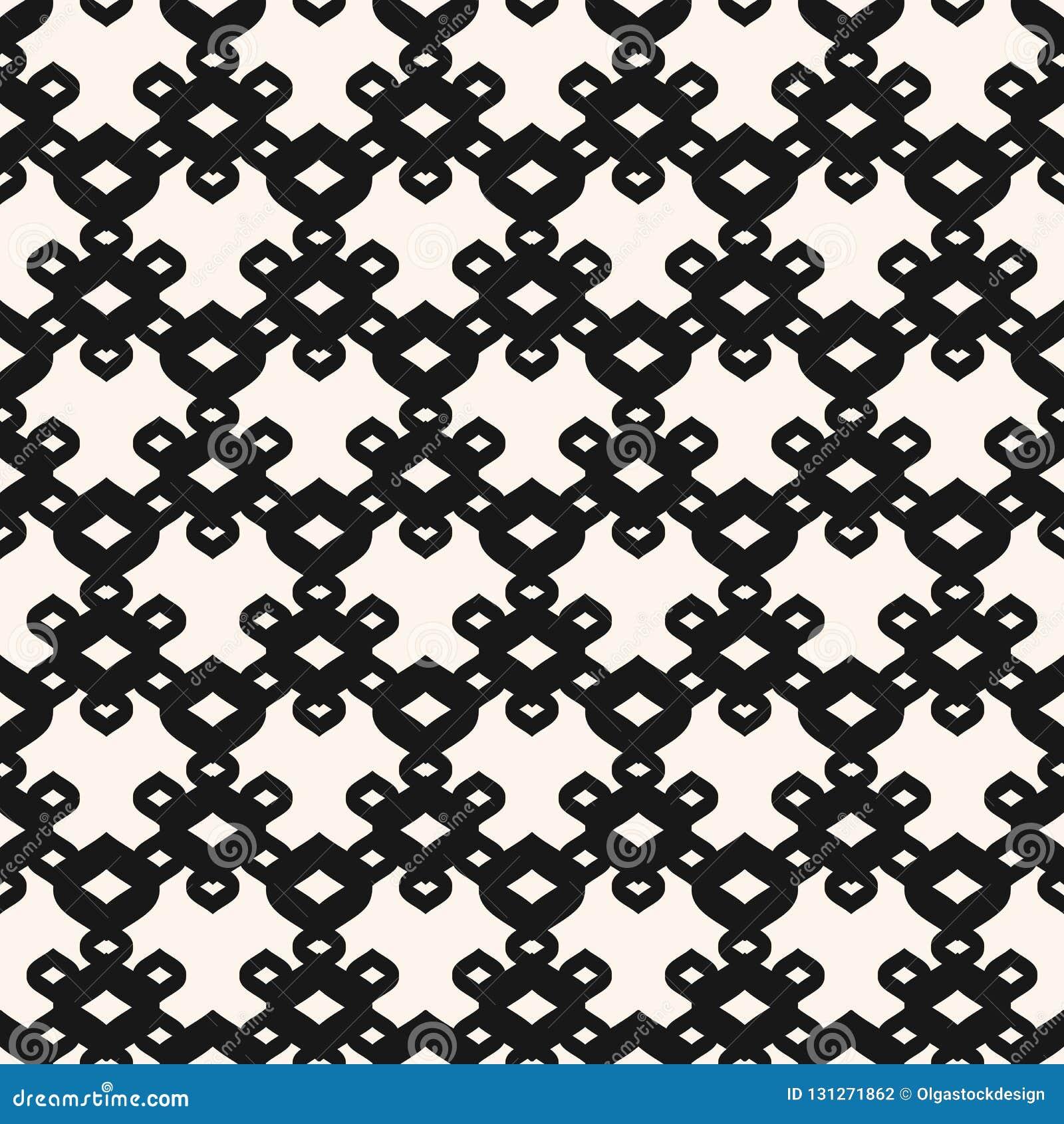 Abstrakter einfarbiger Hintergrund mit kleinen eiförmigen Formen, gerundetes Gitter, Netz, Gitter, Zaun