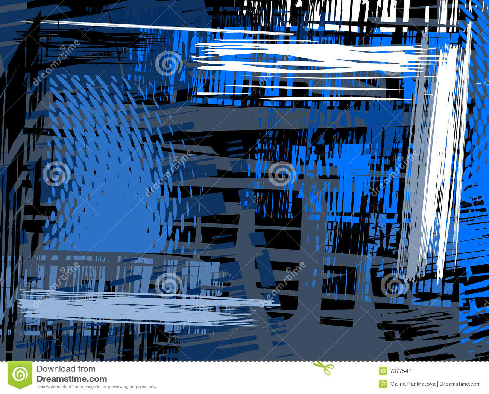 Abstrakter grunge Hintergrund, Vektor