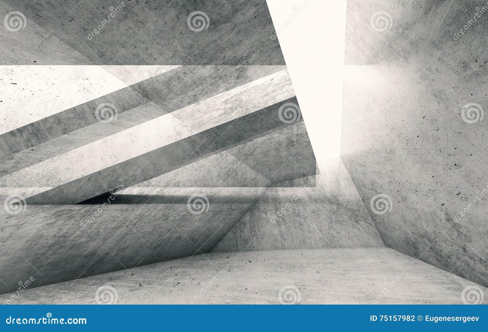 Abstrakter grungy konkreter Hintergrund, konkret