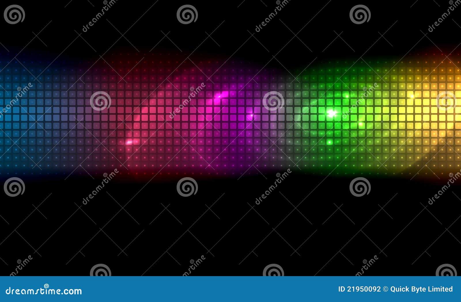 Abstrakter Hintergrund-Farbstreifen