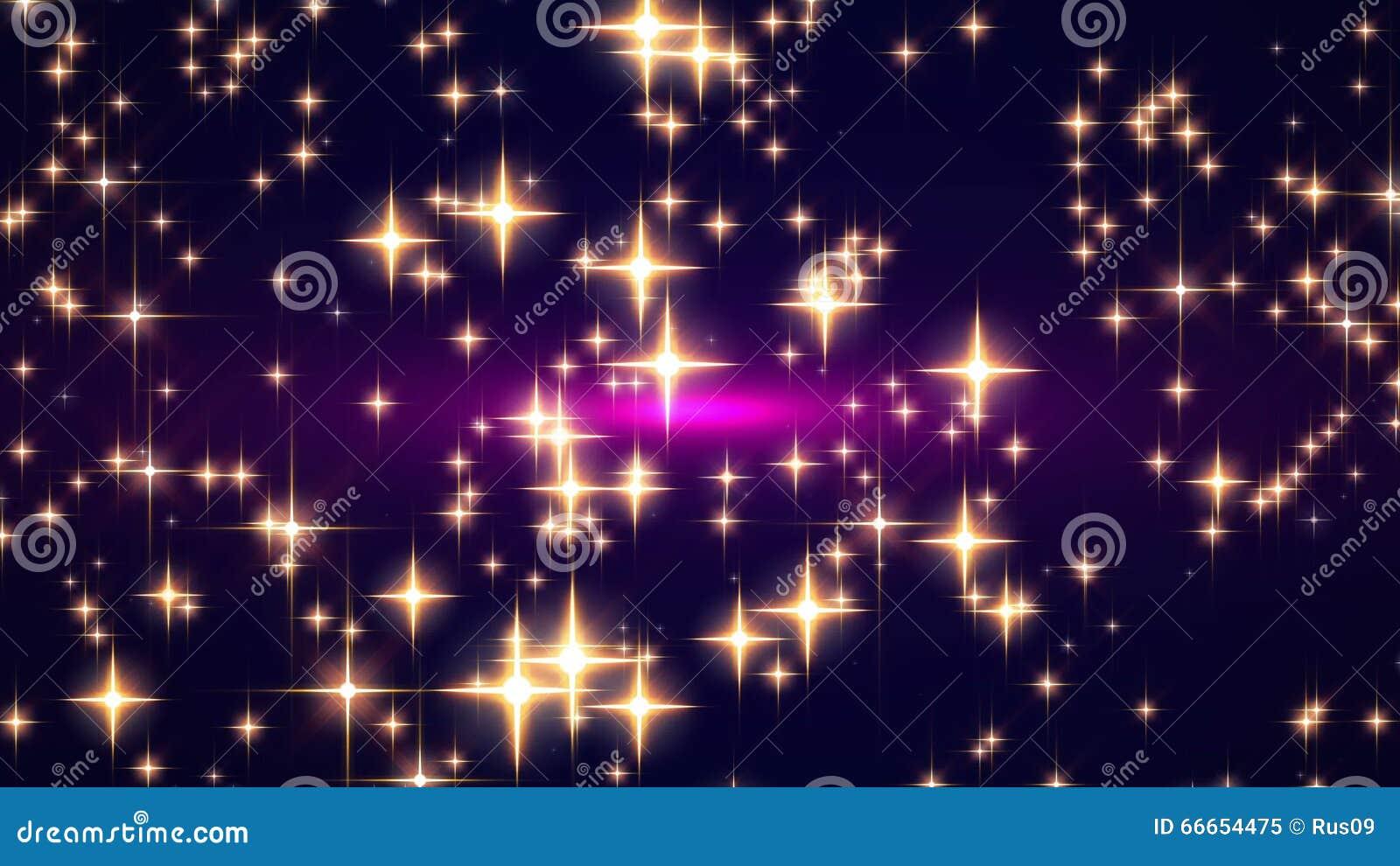 Abstrakter Hintergrund, Licht, Partikel, Glanz, Schleife Stock Video ...