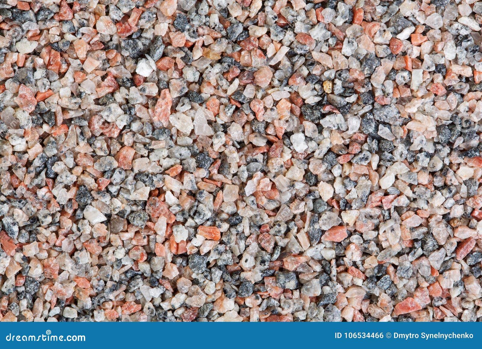 Abstrakter Hintergrund von den Quarzsteinen Beschaffenheit vom Quarz