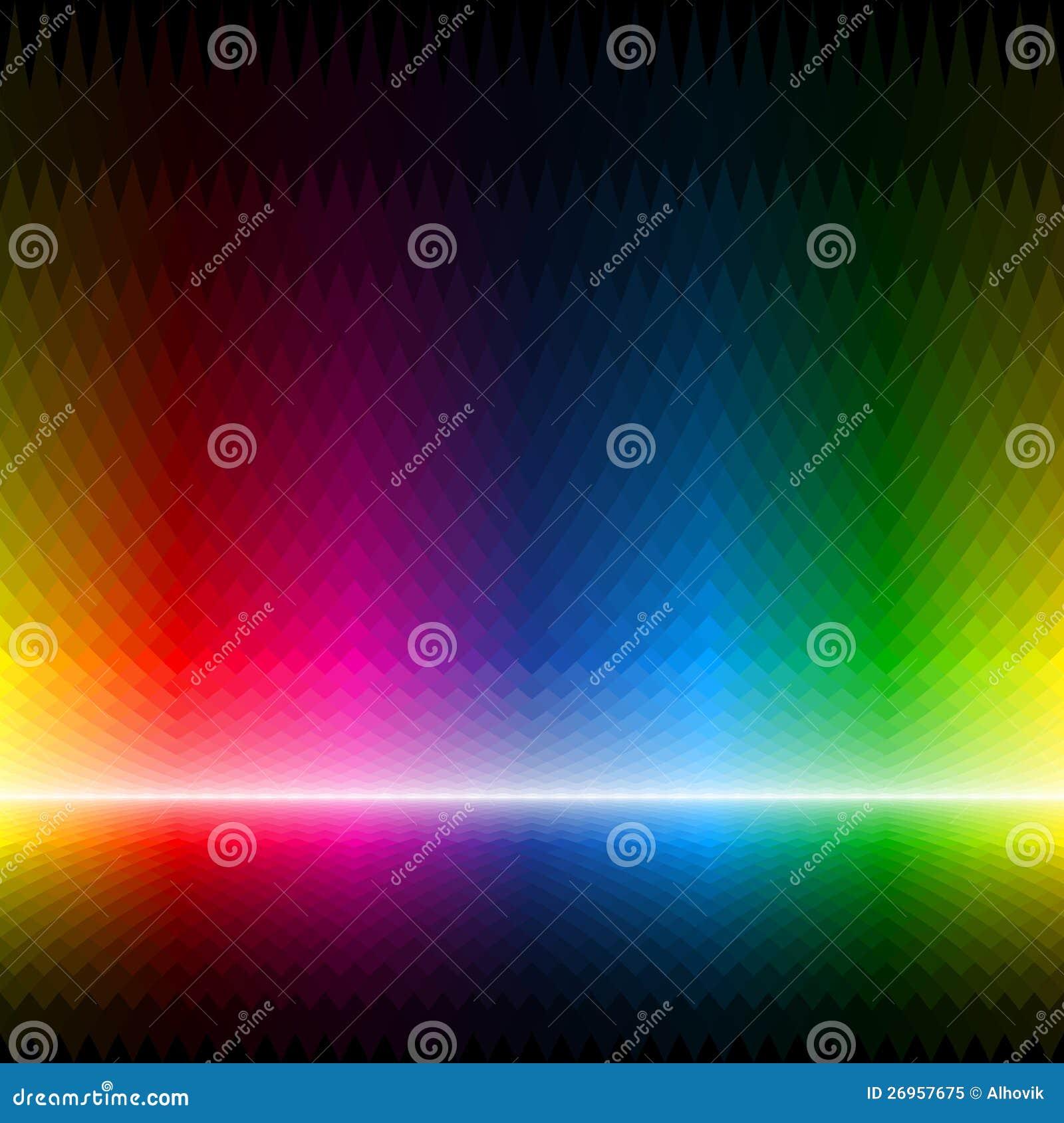 Abstrakter Mehrfarbenhintergrund