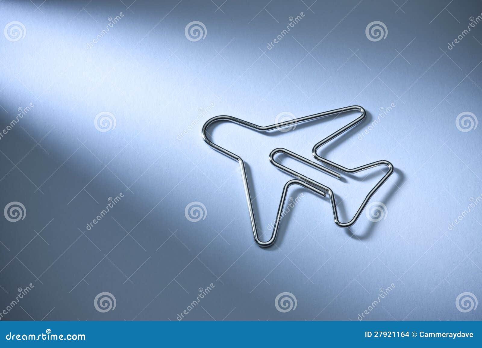 Abstrakter Reisen-Flugzeug-Hintergrund