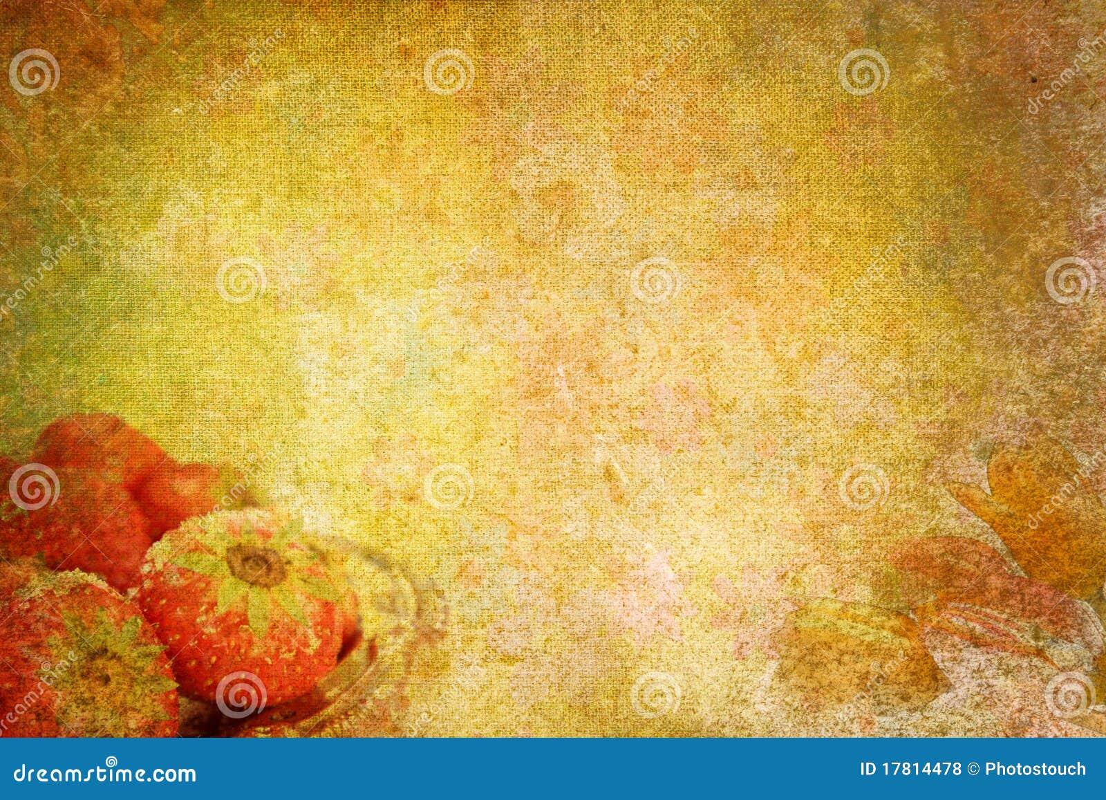 Abstrakter romantischer Weinlesehintergrund des Valentinsgrußes