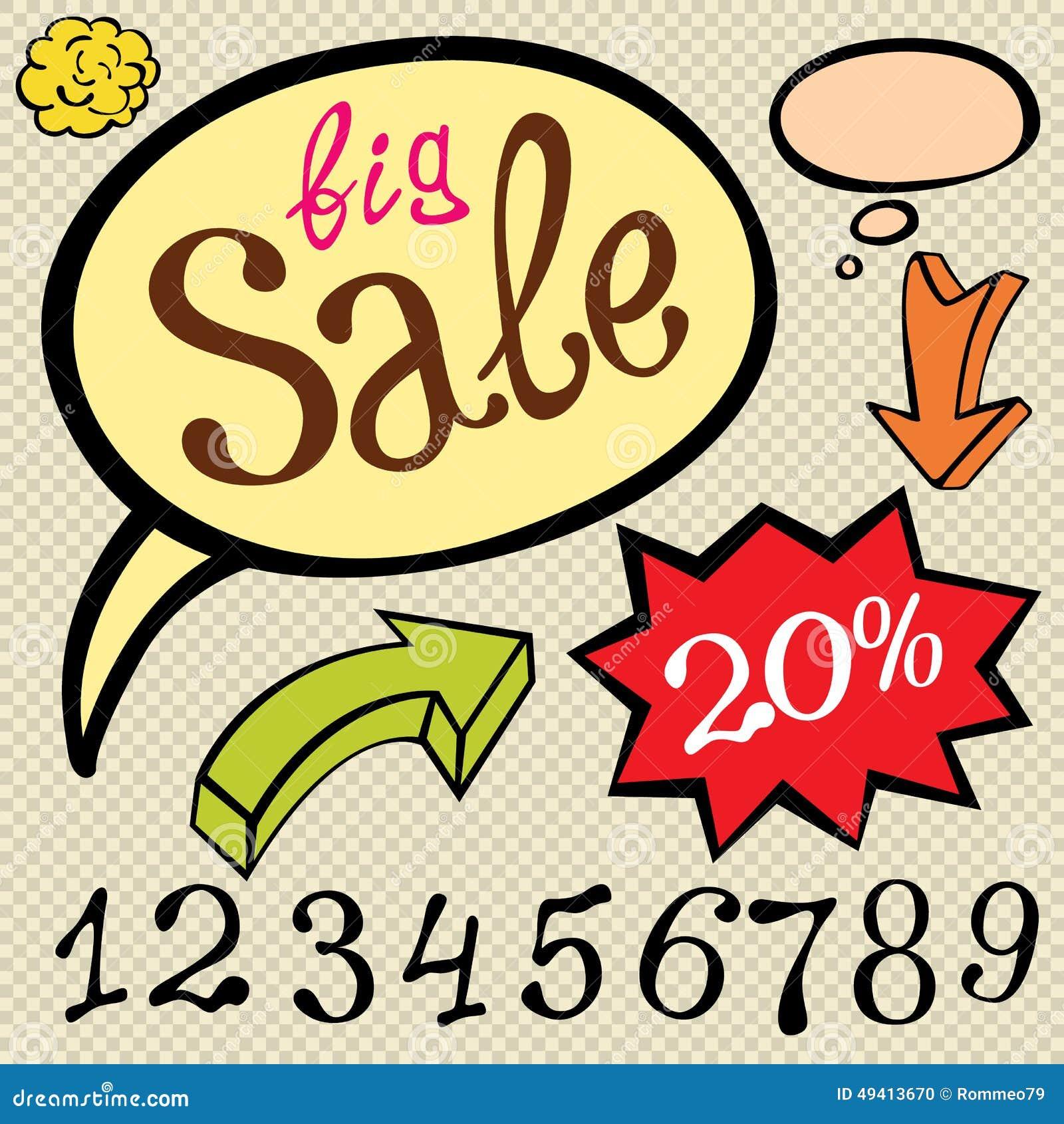Download Abstrakter Verkaufshintergrund, Vektorillustrationsfarbe Vektor Abbildung - Illustration von markierung, glücklich: 49413670