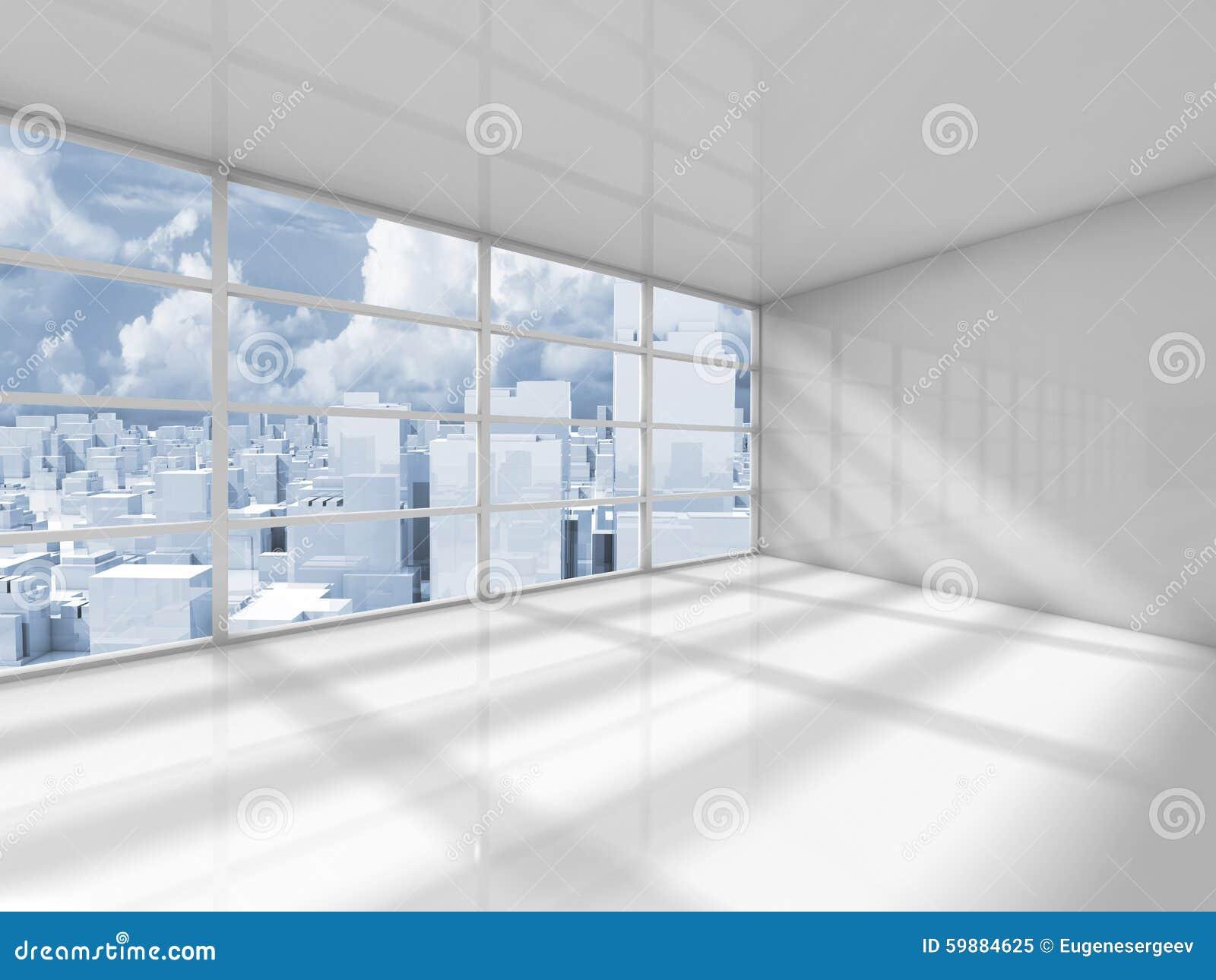 fotos von innenräumen des büroraums modernen büroraum abstrakter weißer innenraum eines leeren büroraumes weißer eines leeren stock abbildung
