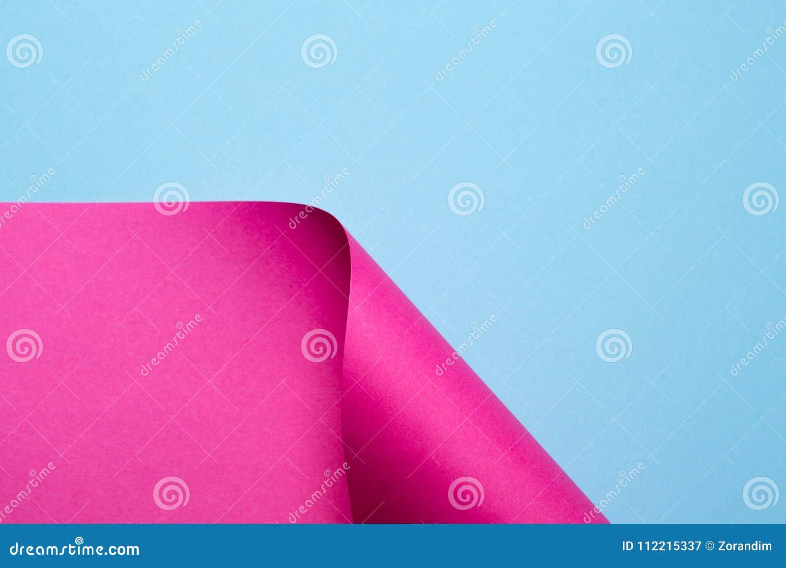 Abstraktes Farbpapier In Den Geometrischen Formen Stockbild - Bild ...