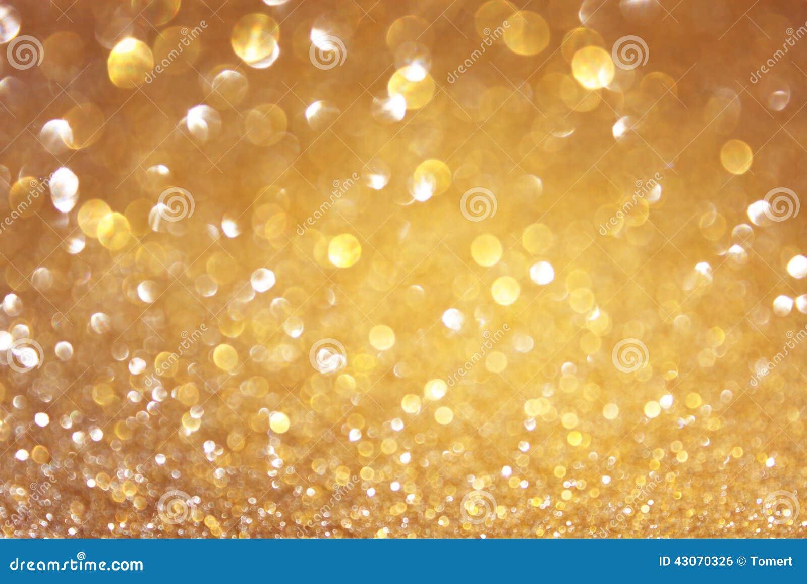 Abstraktes Foto des Lichtes barst und funkelt bokeh Lichter Bild wird verwischt und gefiltert