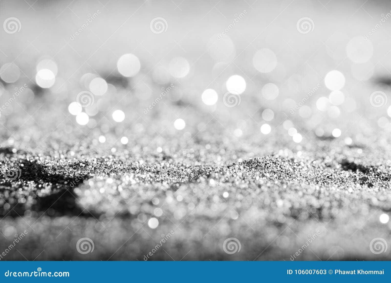 Abstraktes Hintergrund Funkelnsilber oder Weißgold oder Platin