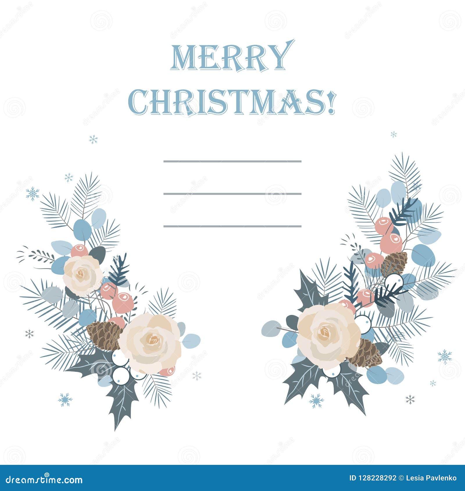 Abstraktes Hintergrundmuster der weißen Sterne auf dunkelroter Auslegung Weihnachtsrahmen gemacht von den Tannenblättern und von