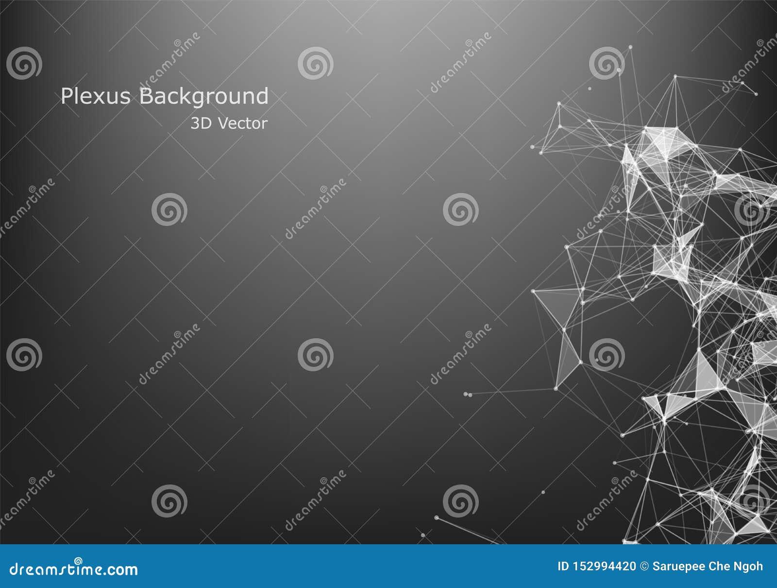Abstraktes Internetanschluss- und Technologiegrafikdesign Virtuelles Konzept des Gesch?fts