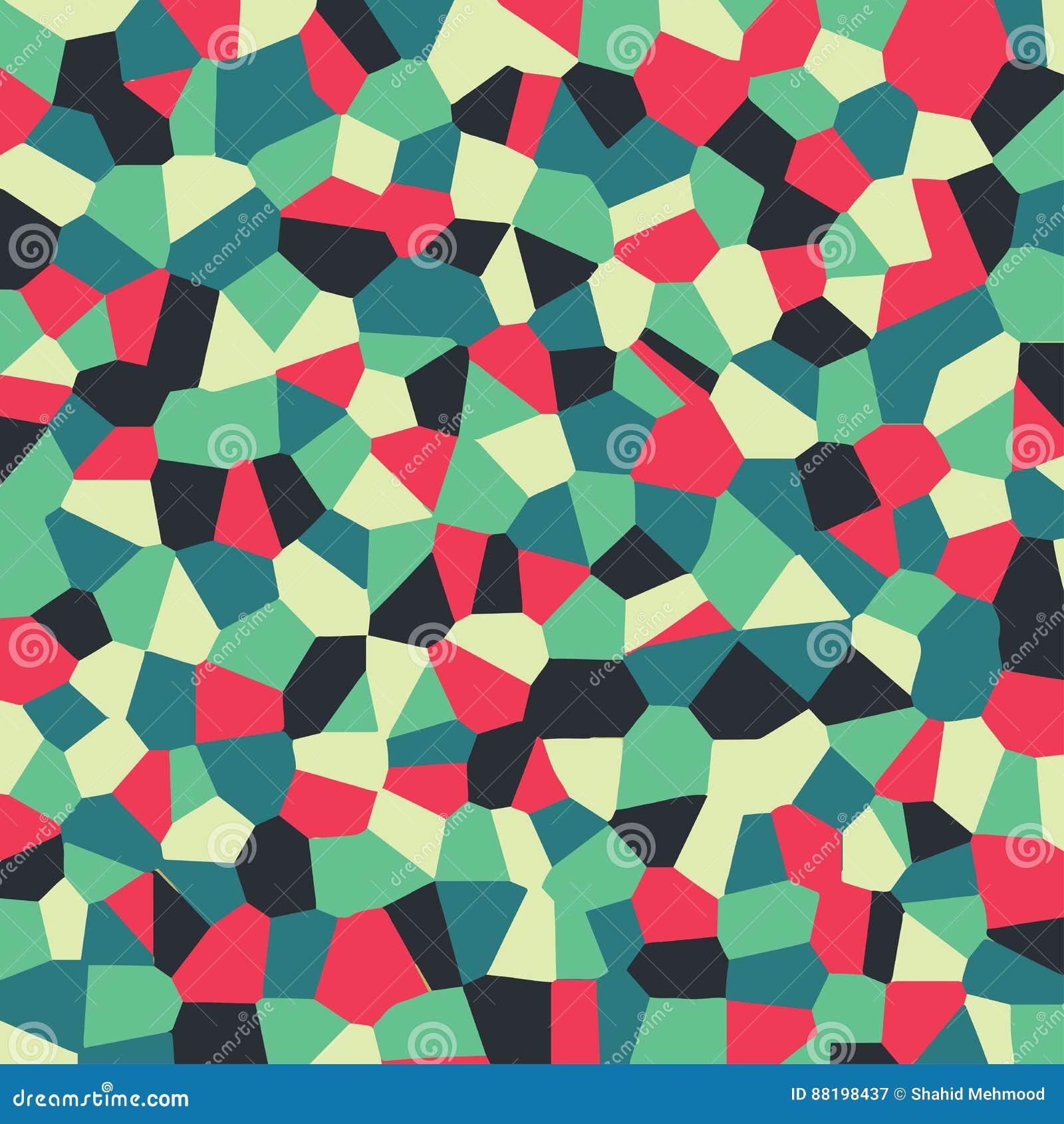 abstraktes mosaik-muster, muster-mosaik-fliesen-beschaffenheit