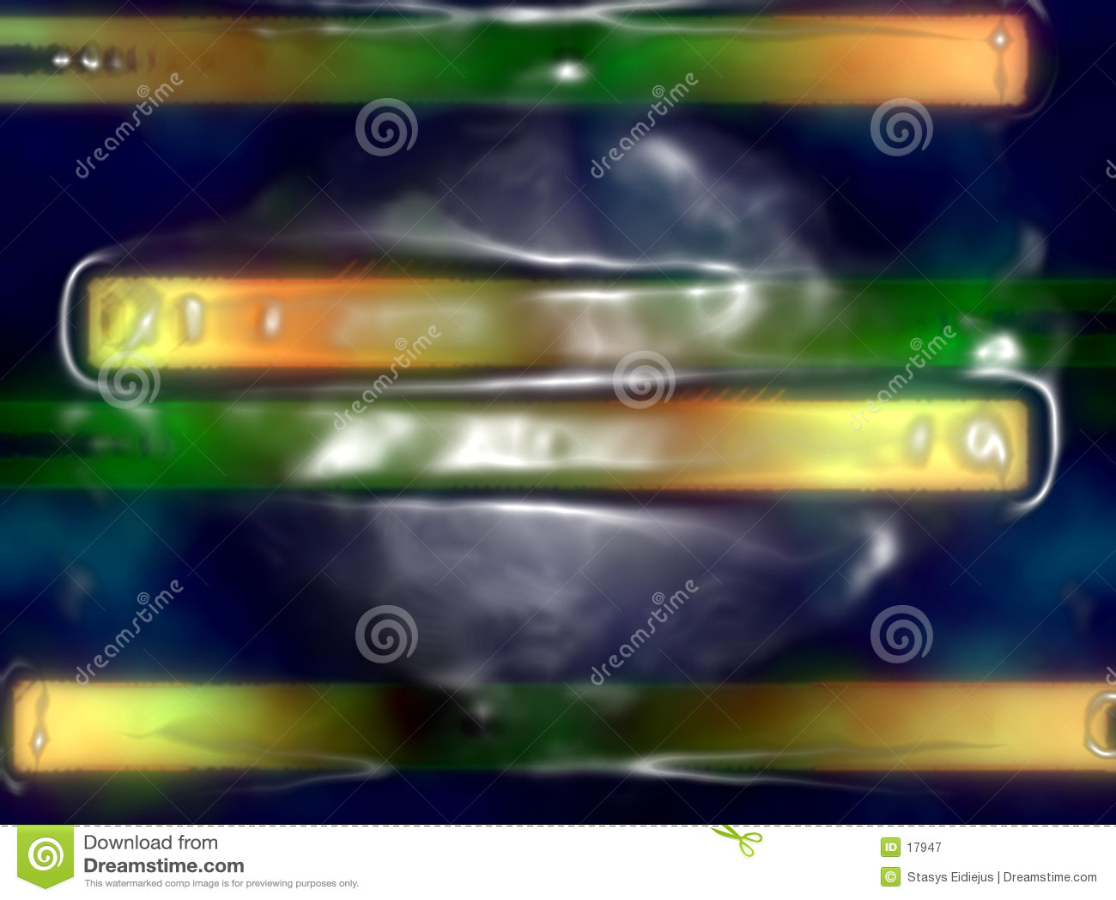 Abstraktes Plastikformular