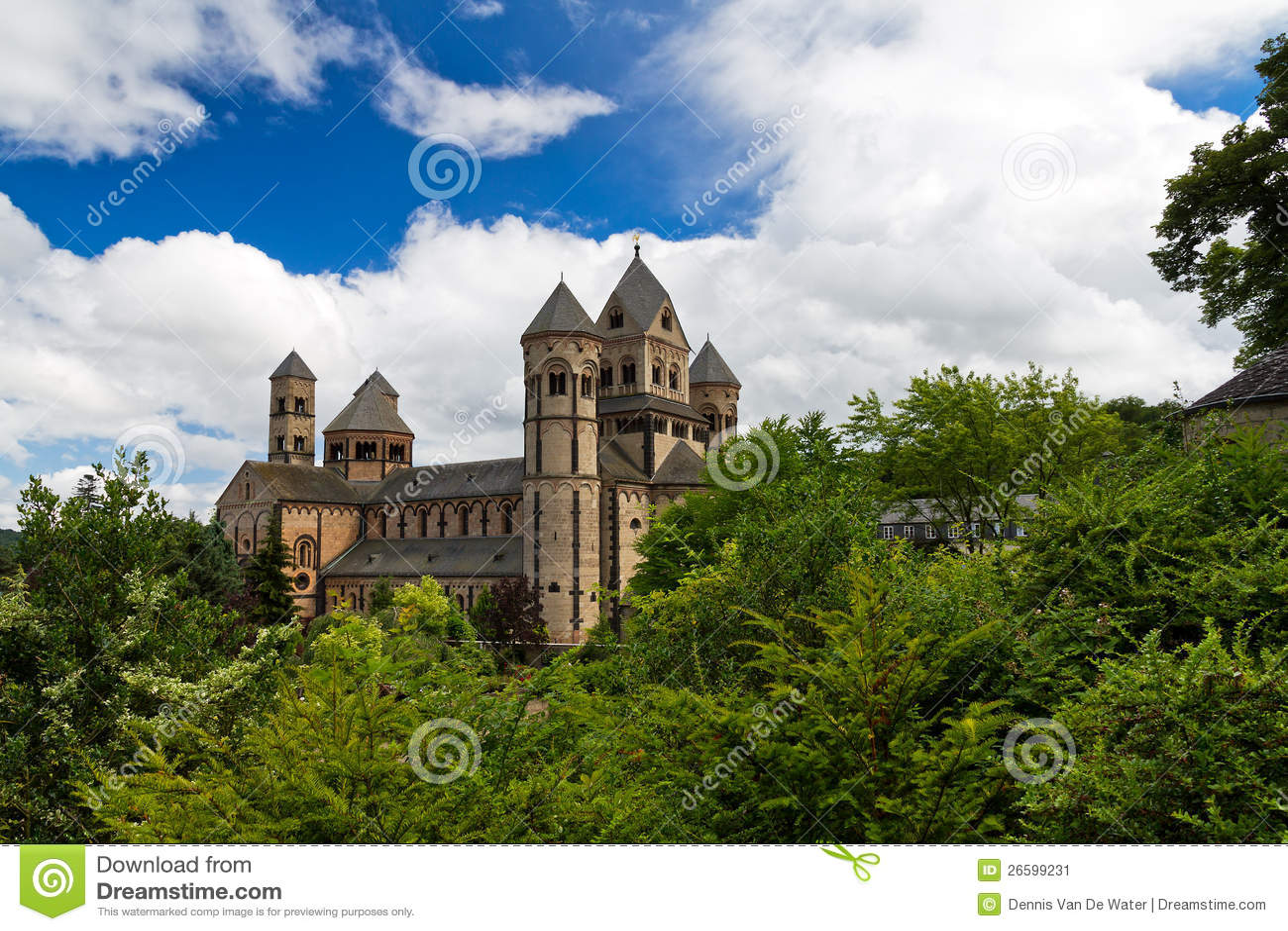 Abtei im Holz