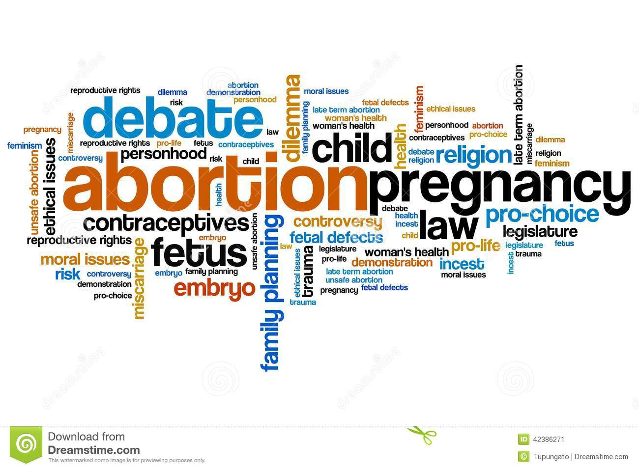 The ethical and practical aspects of abortion
