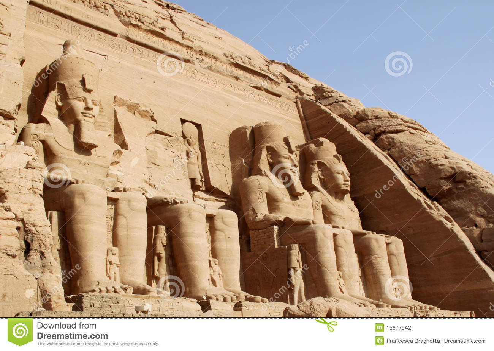 Abu埃及simbel