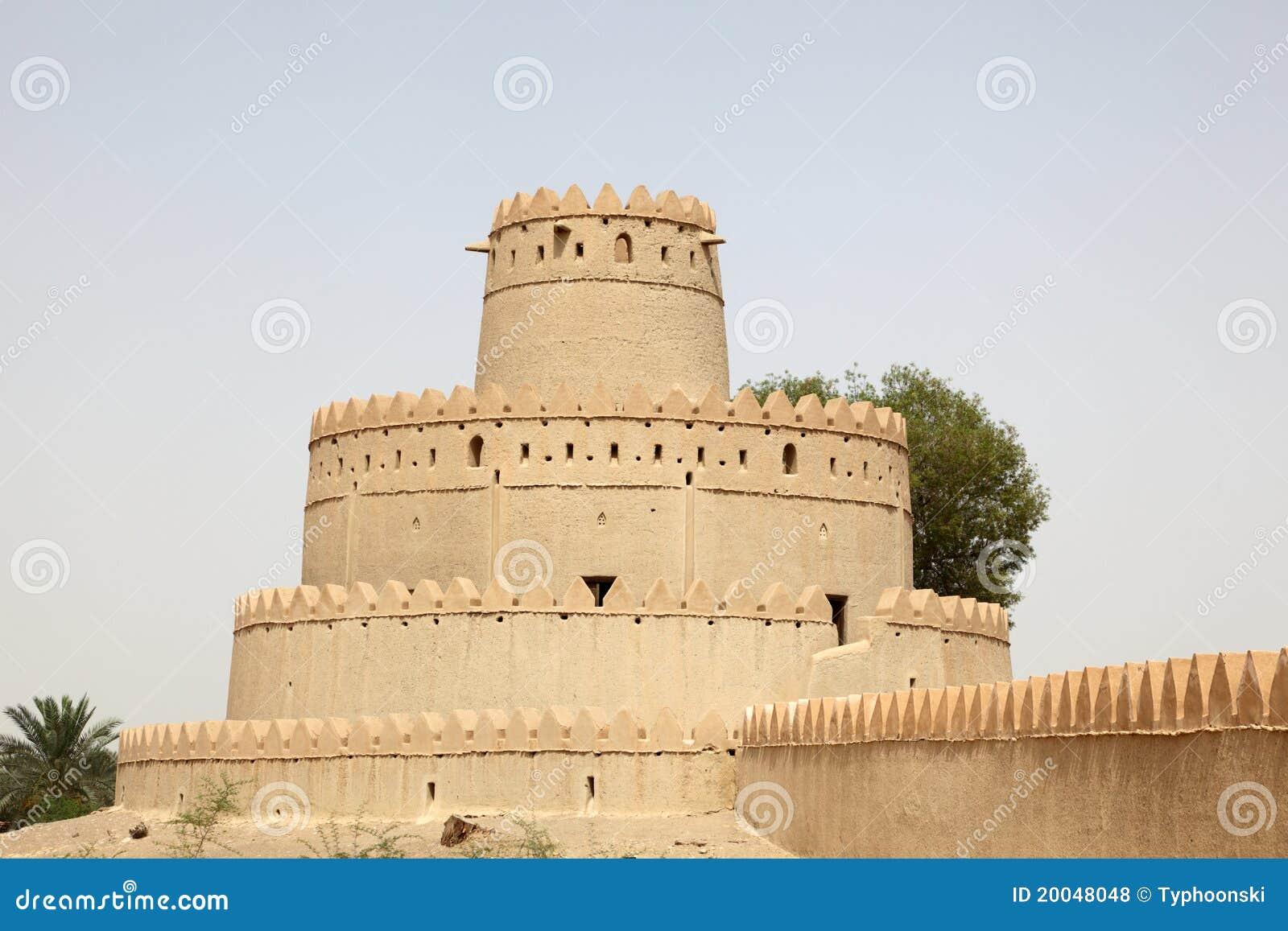 Abu自己的Al古老dhabi堡垒
