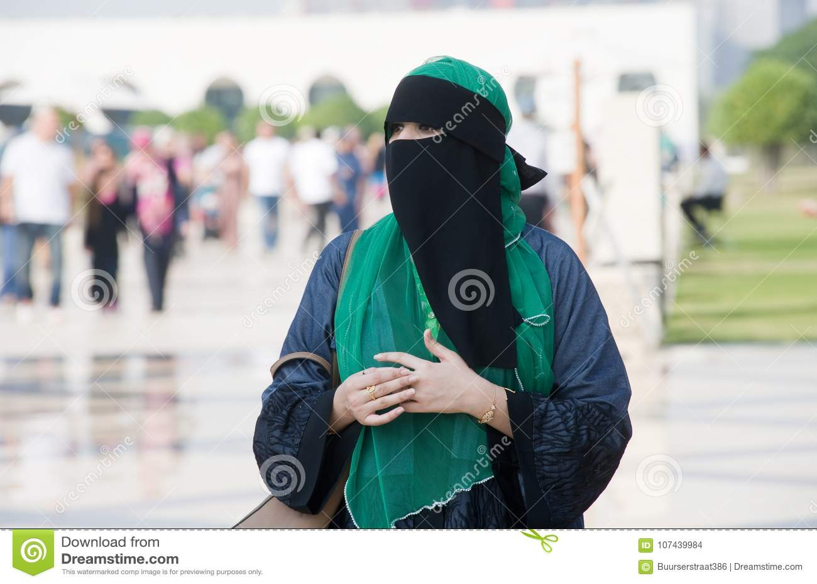 muslima com arabic