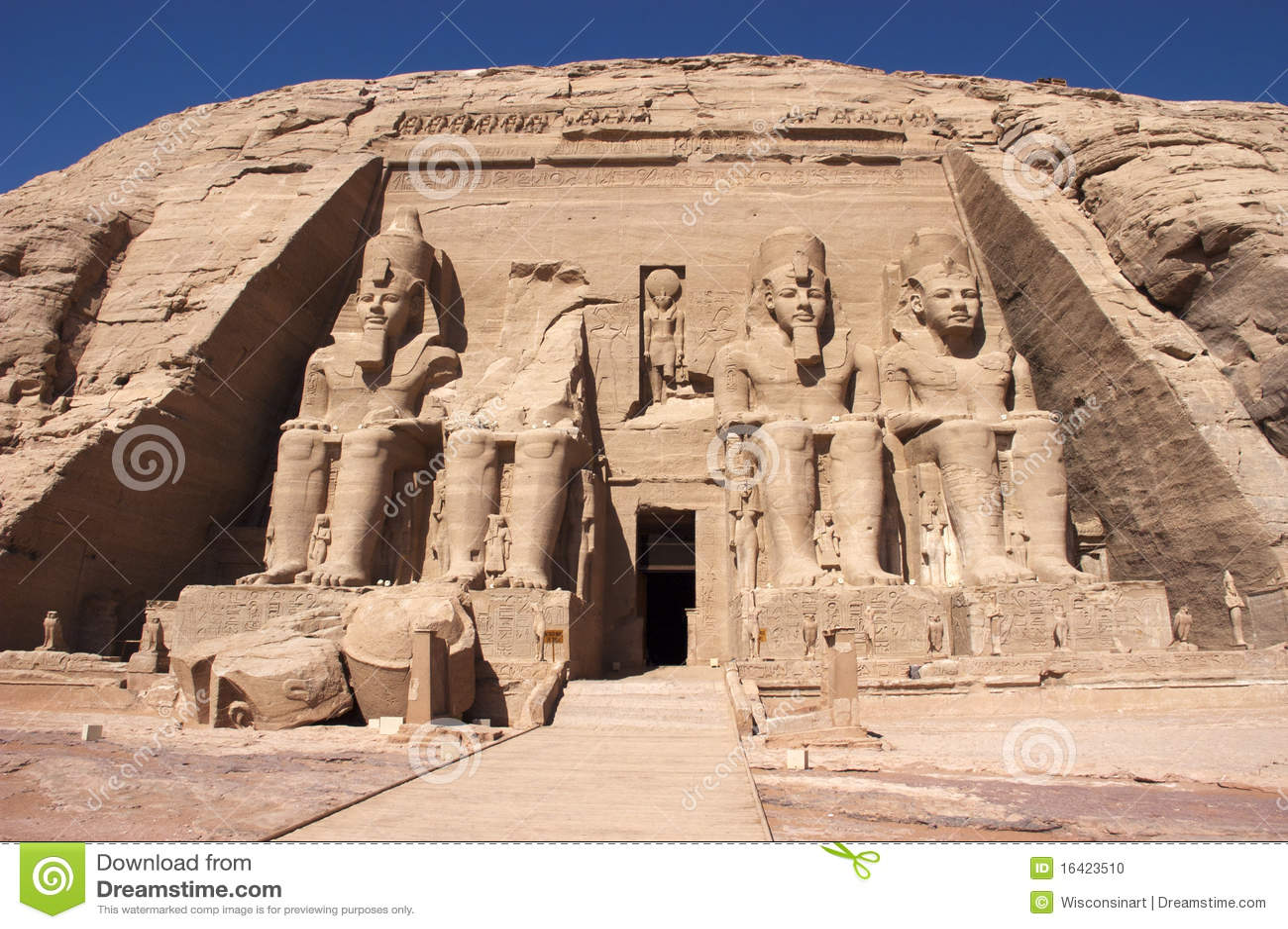 Dia De La Gracias >> Abu Simbel, Egipto Antiguo Foto de archivo - Imagen: 16423510