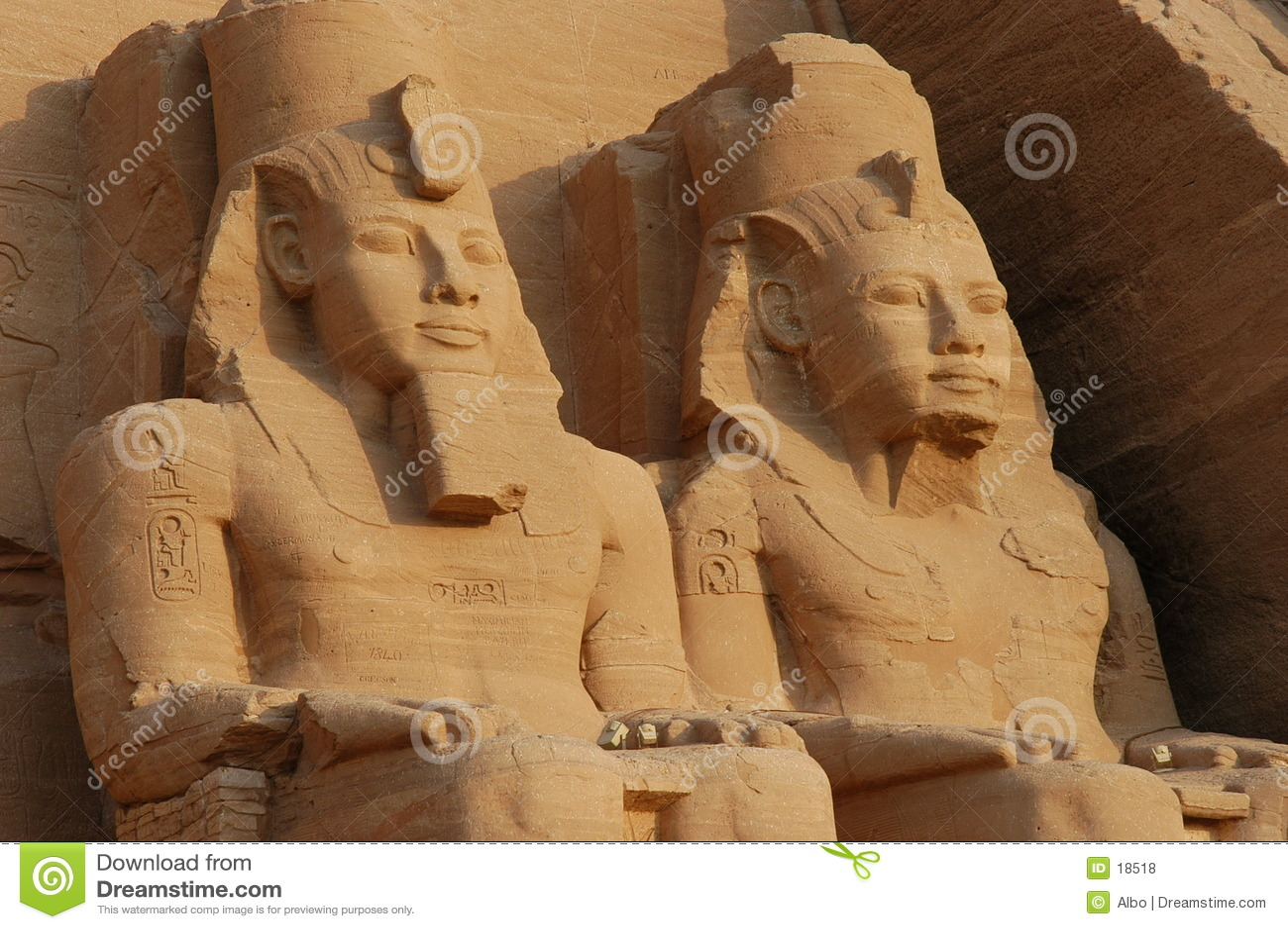 Abu Simbel großer Tempel