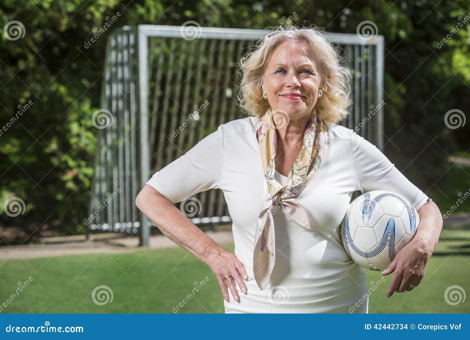 Abuelita del fútbol