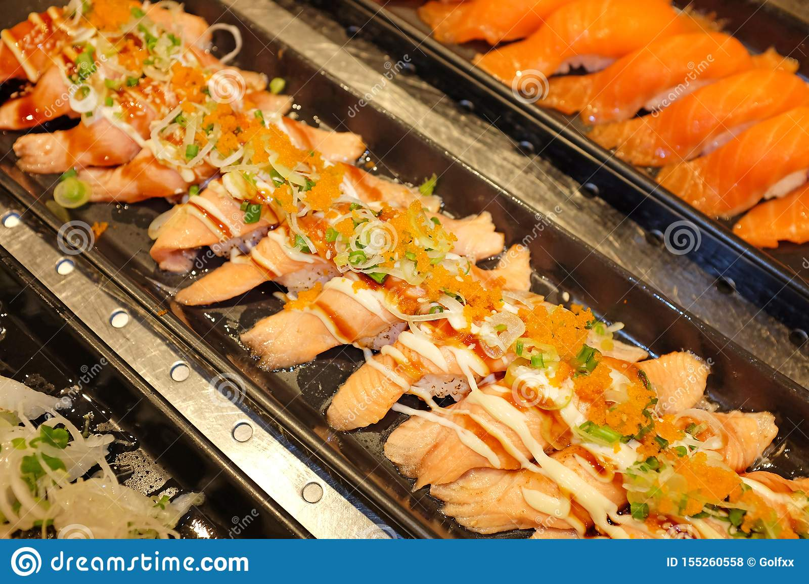 453 Aburi Salmon Photos Free Royalty Free Stock Photos From Dreamstime