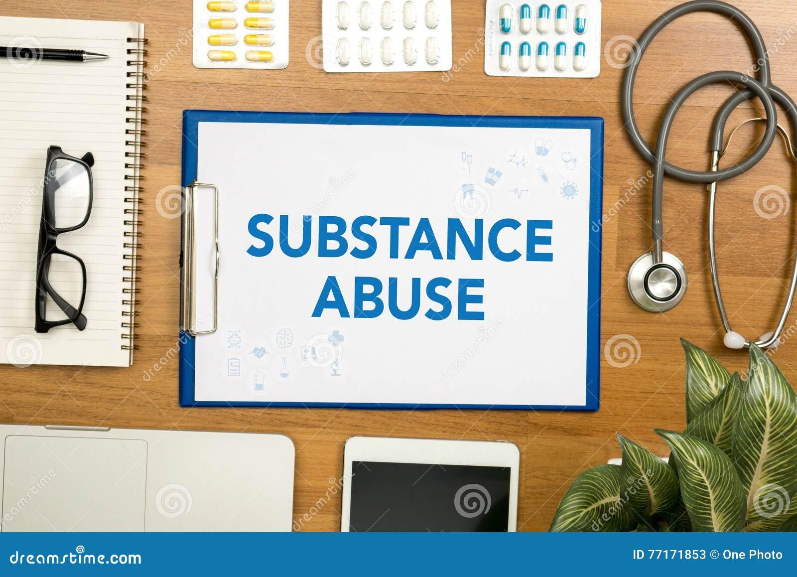 Abuso de sustancia
