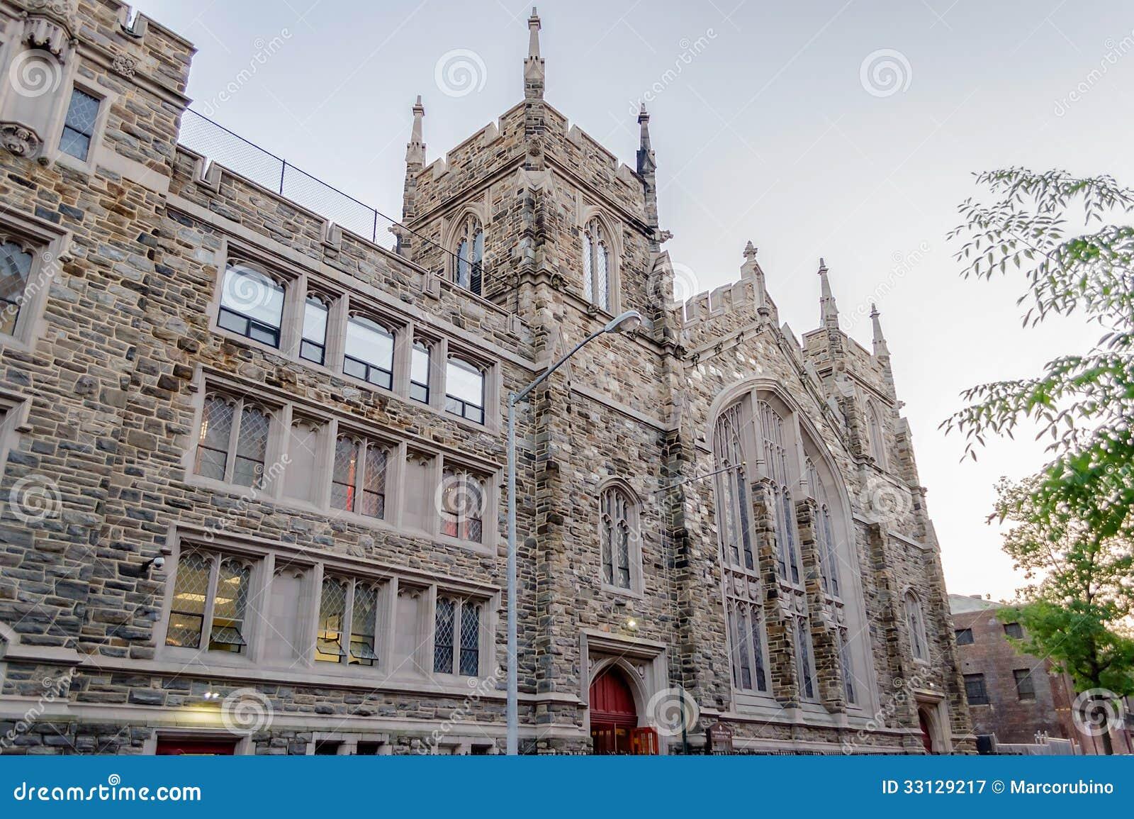 Abyssinian Baptist Church, New York Royalty Free Stock ...