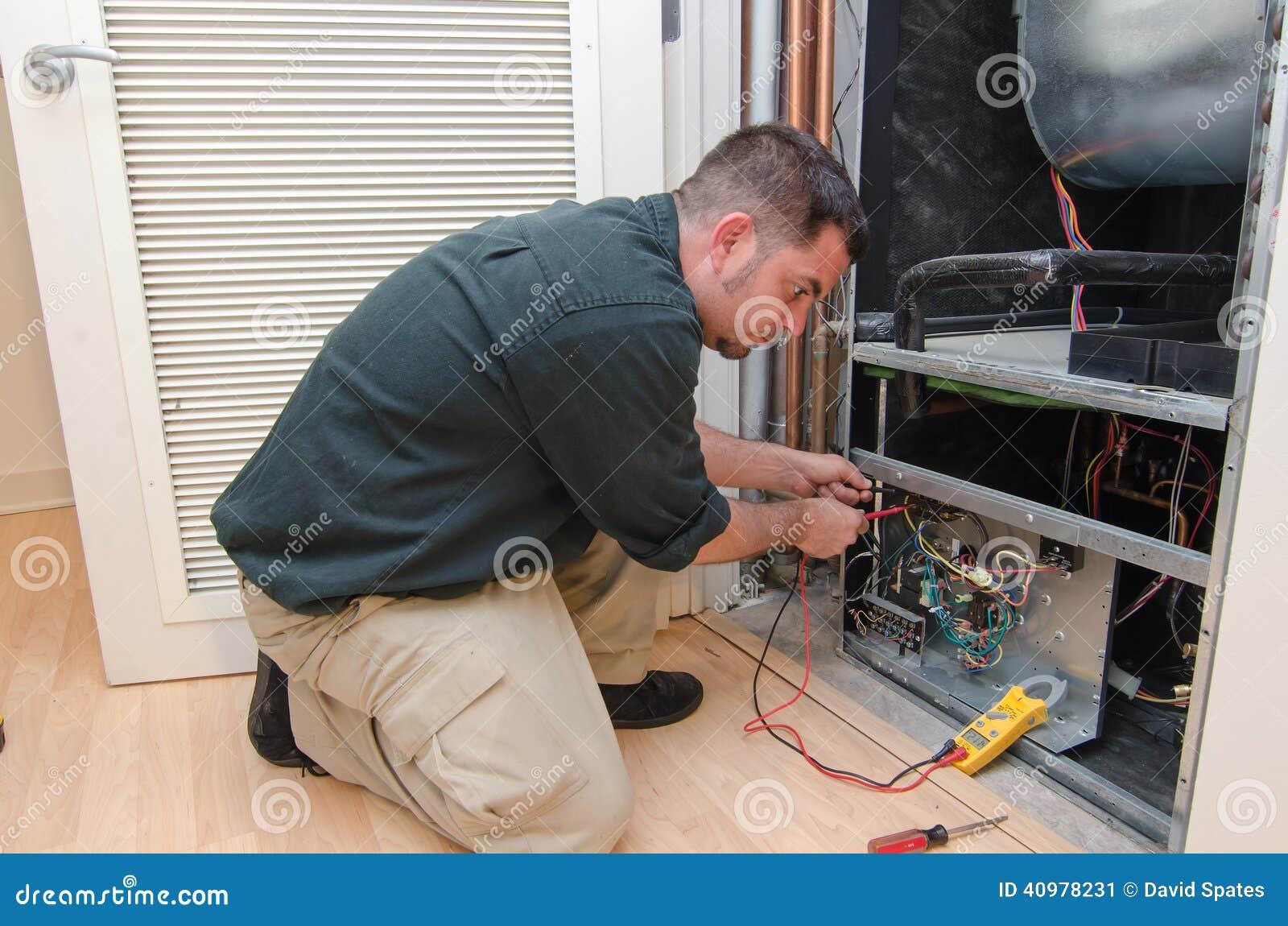 AC Reparatiemens