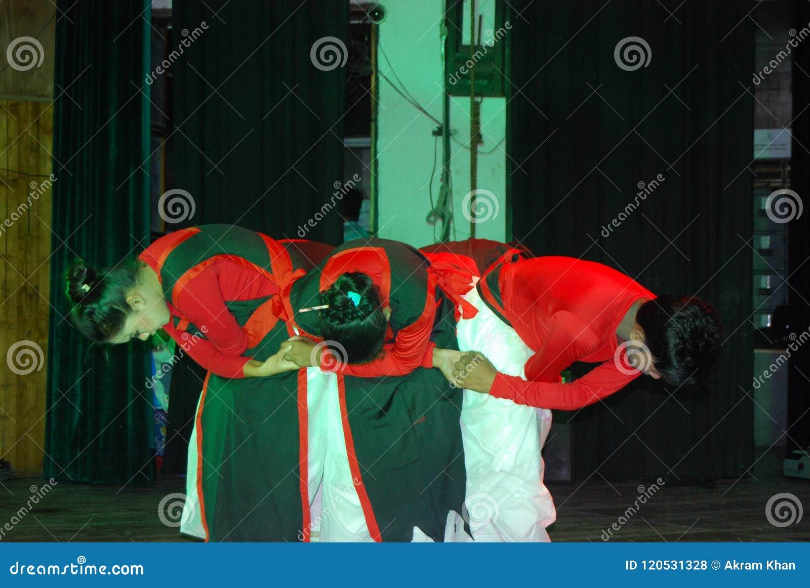 Académie du Bangladesh Shilpakala de danse