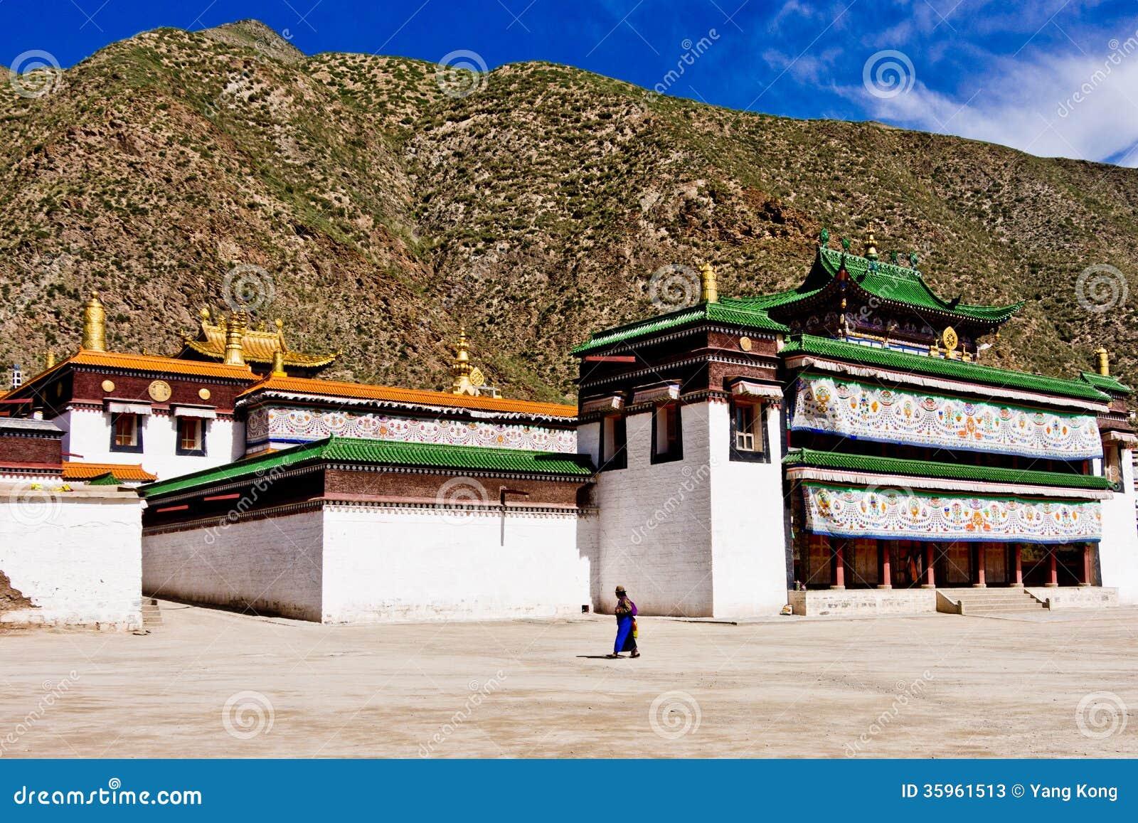 Academia tibetana, Labrang Lamasery