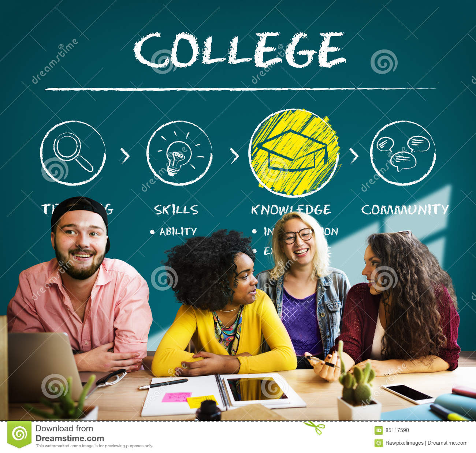 Academisch Universitair het Onderwijsconcept van de Schooluniversiteit