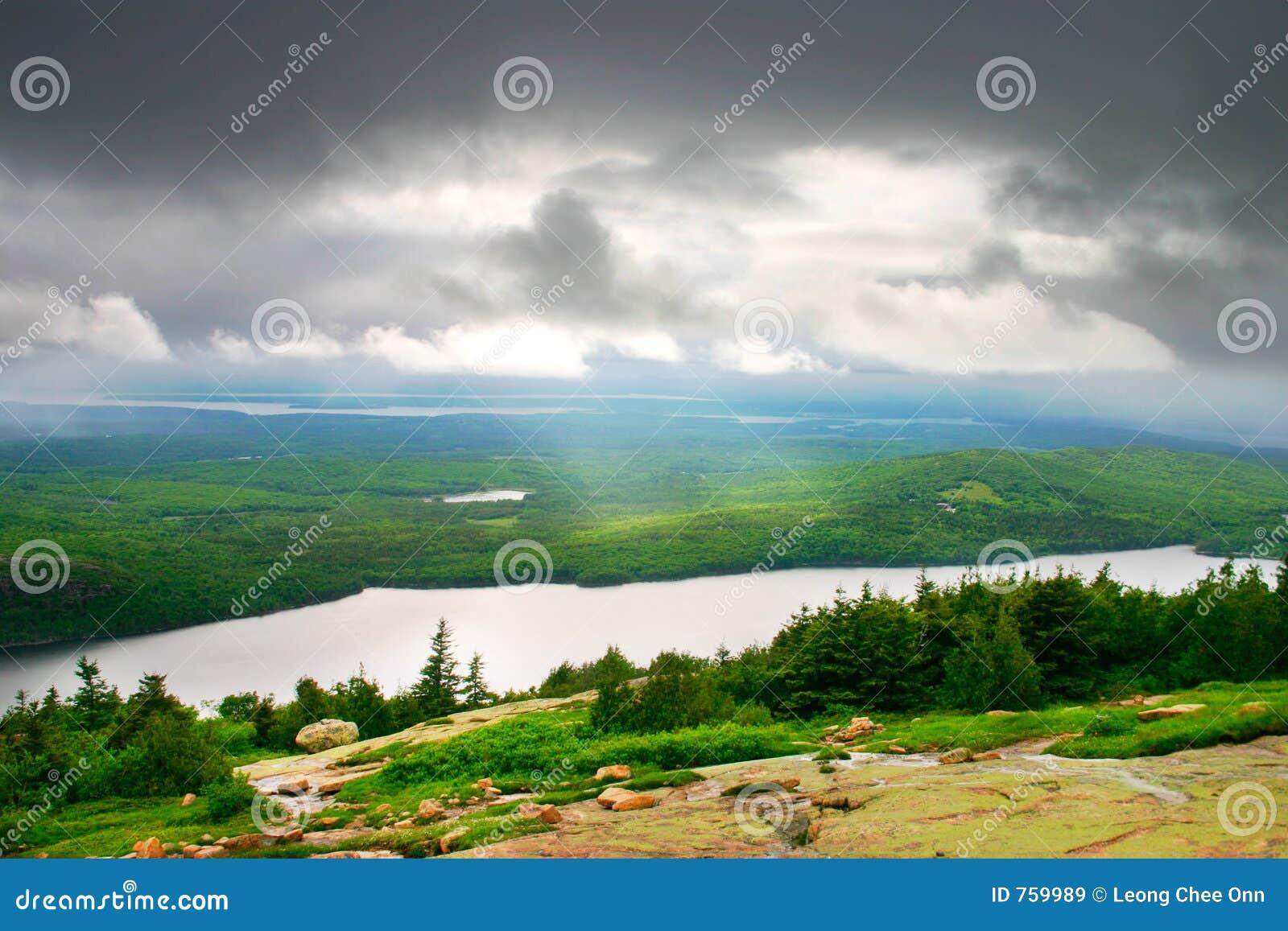 Acadiamaine nationalpark
