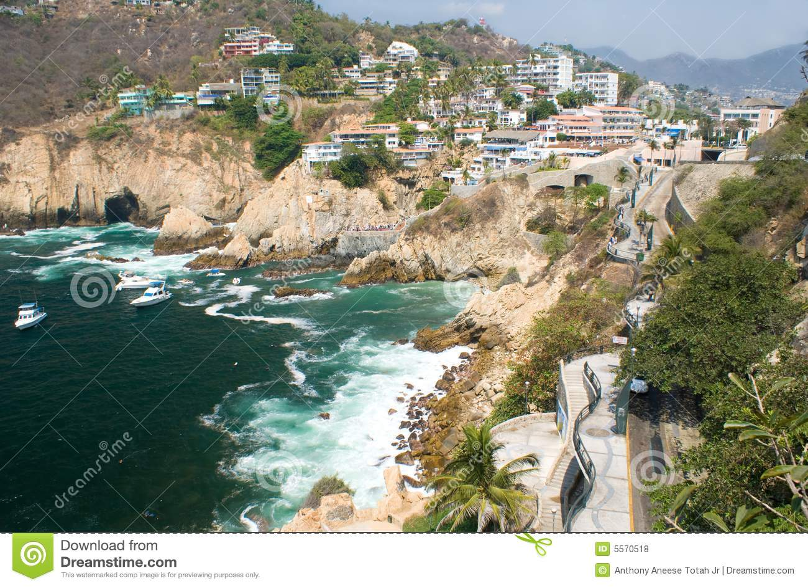 Acapulco klippor