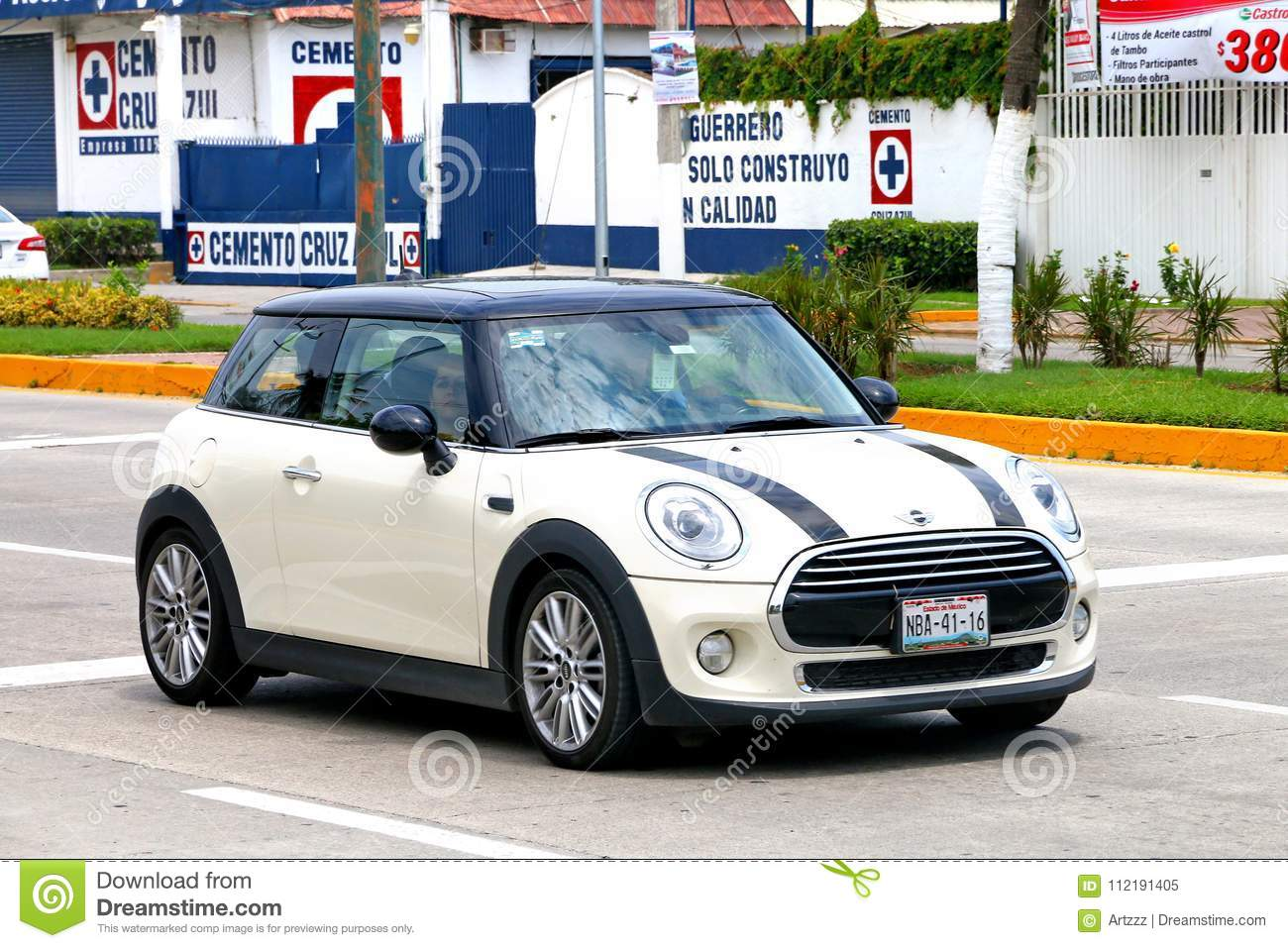 mini cooper editorial image. image of auto, drive, short - 112191405