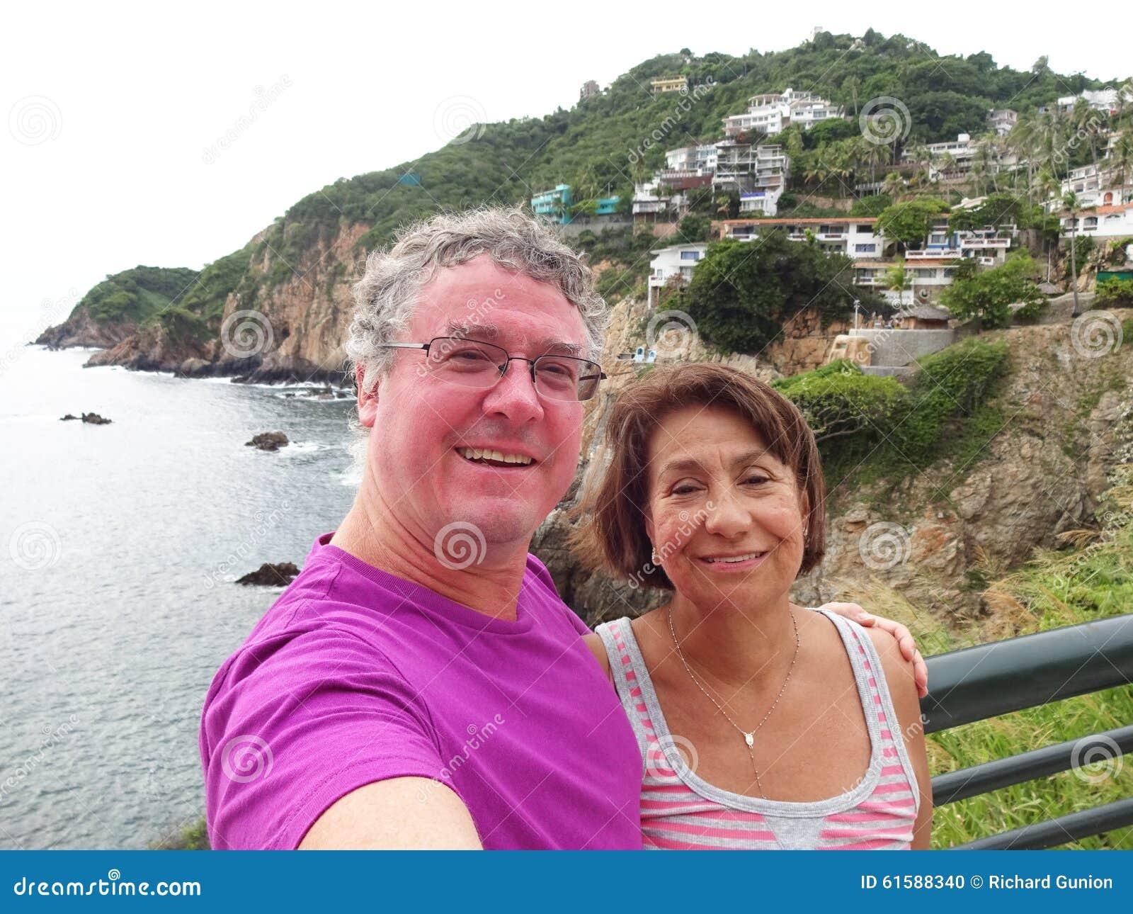 Acapulco Selfie in Mexico
