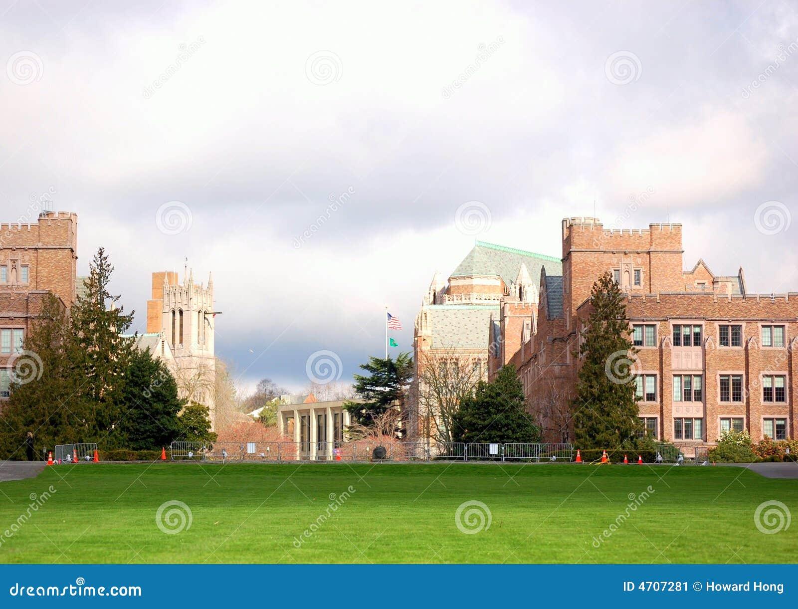Accampamento dell università