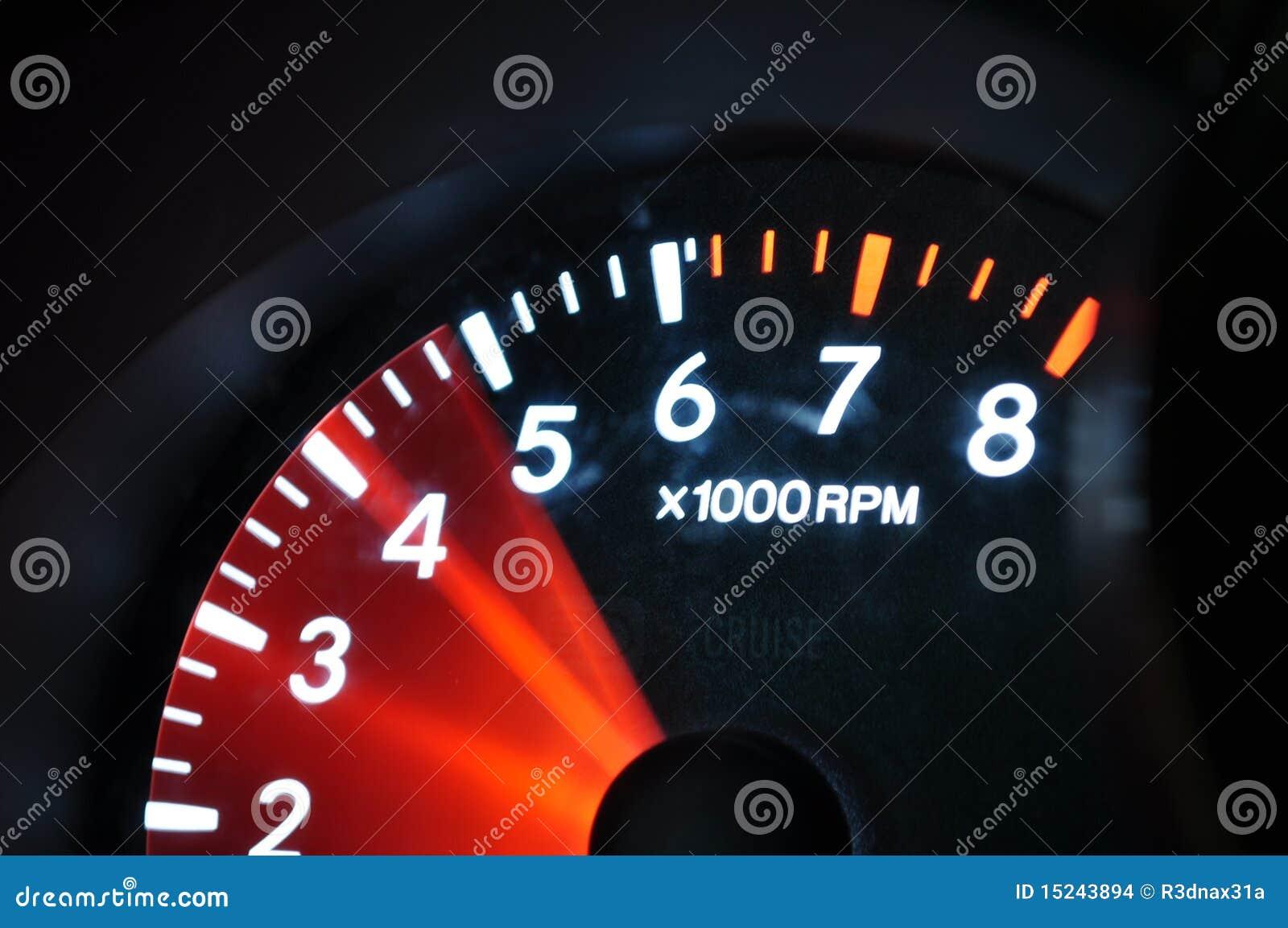 Accelerazione Fotografia Stock Immagine Di Calibro