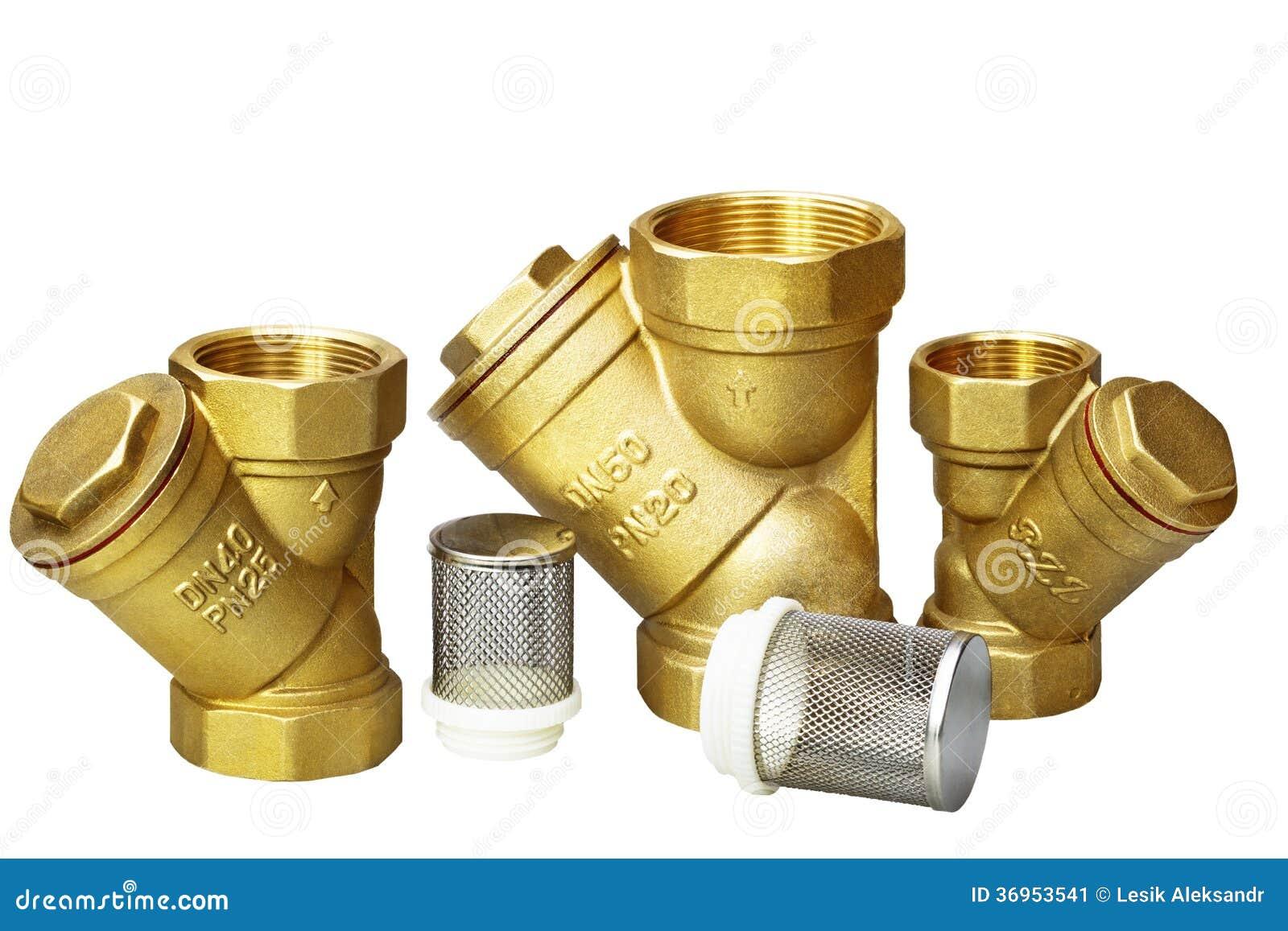 Accesorios de fontaner a y piezas aflautadas imagen de - Accesorios de fontaneria ...