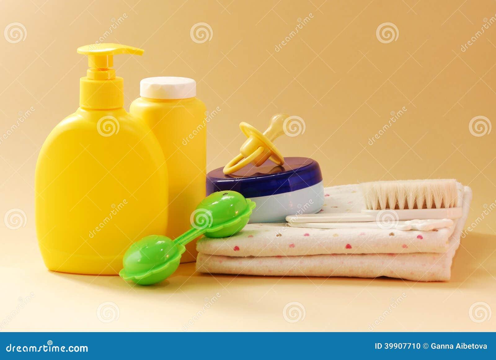 Accesorios y juguetes del cuarto de ba o del beb foto de for Accesorios habitacion bebe